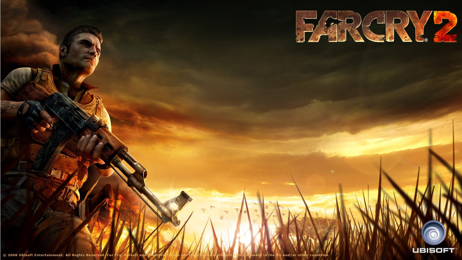 1920x1080 Far Cry 2 Wallpaper Pack