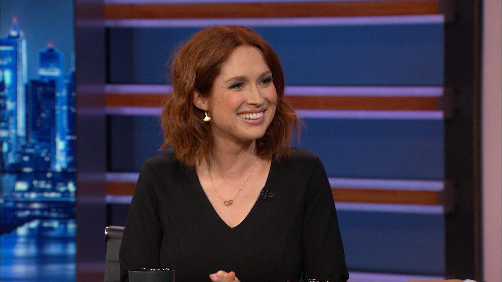 "1920x1080 Ellie Kemper - The Real-Life Enthusiasm of ""Unbreakable Kimmy Schmidt"" -  The Daily Show with Trevor Noah 