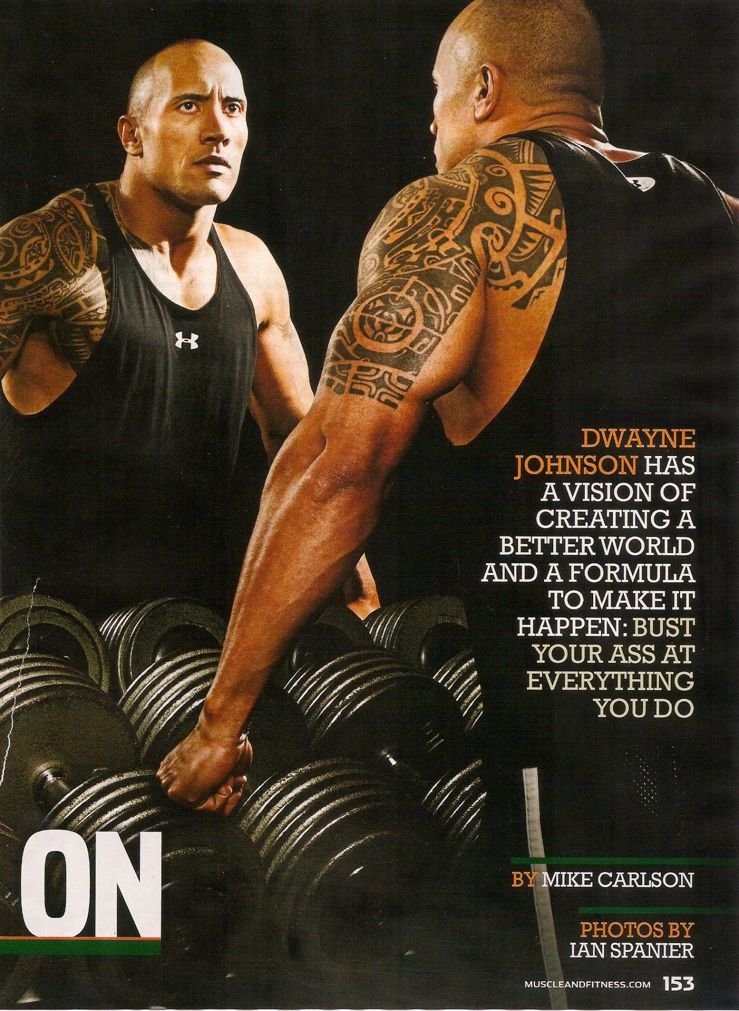 1440x1969 ... Johnsons Wallpaper 19 Muscle And Fitness Dwayne The Rock Johnson  Feature Scanned Johnsons Wallpaper 18 Magic ...