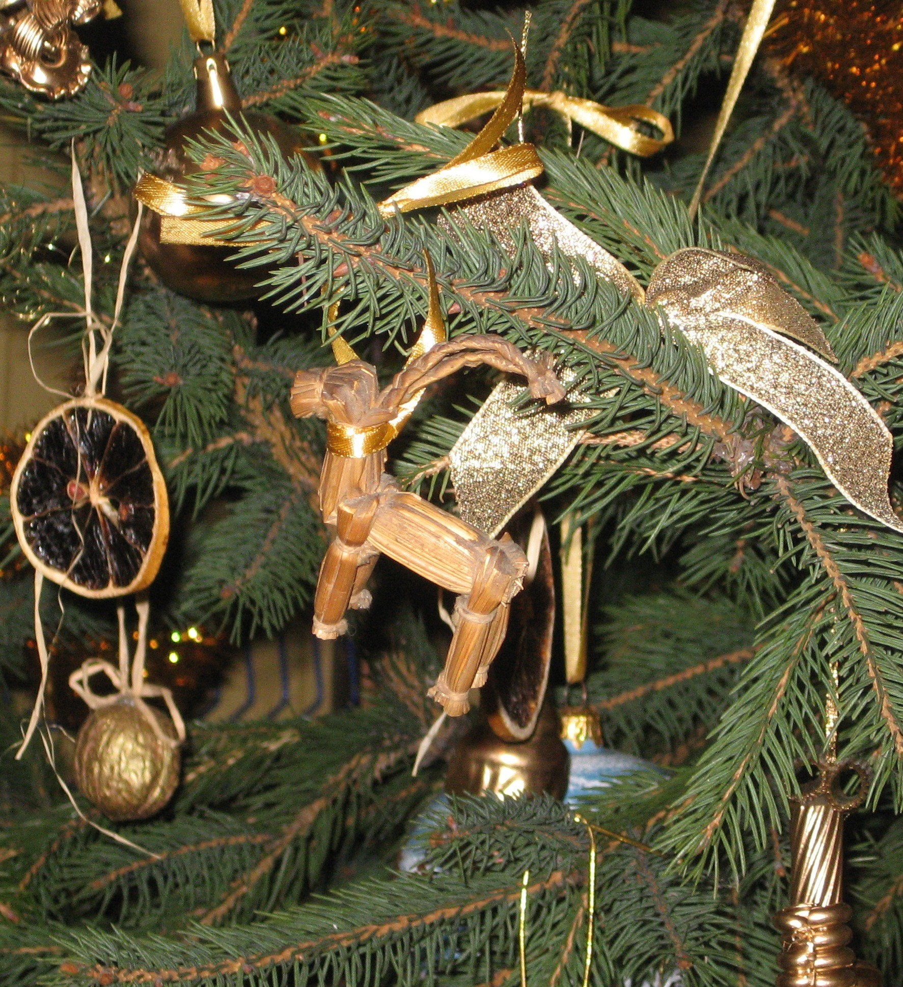 1773x1939 File:Yule Goat on the christmas tree.JPG
