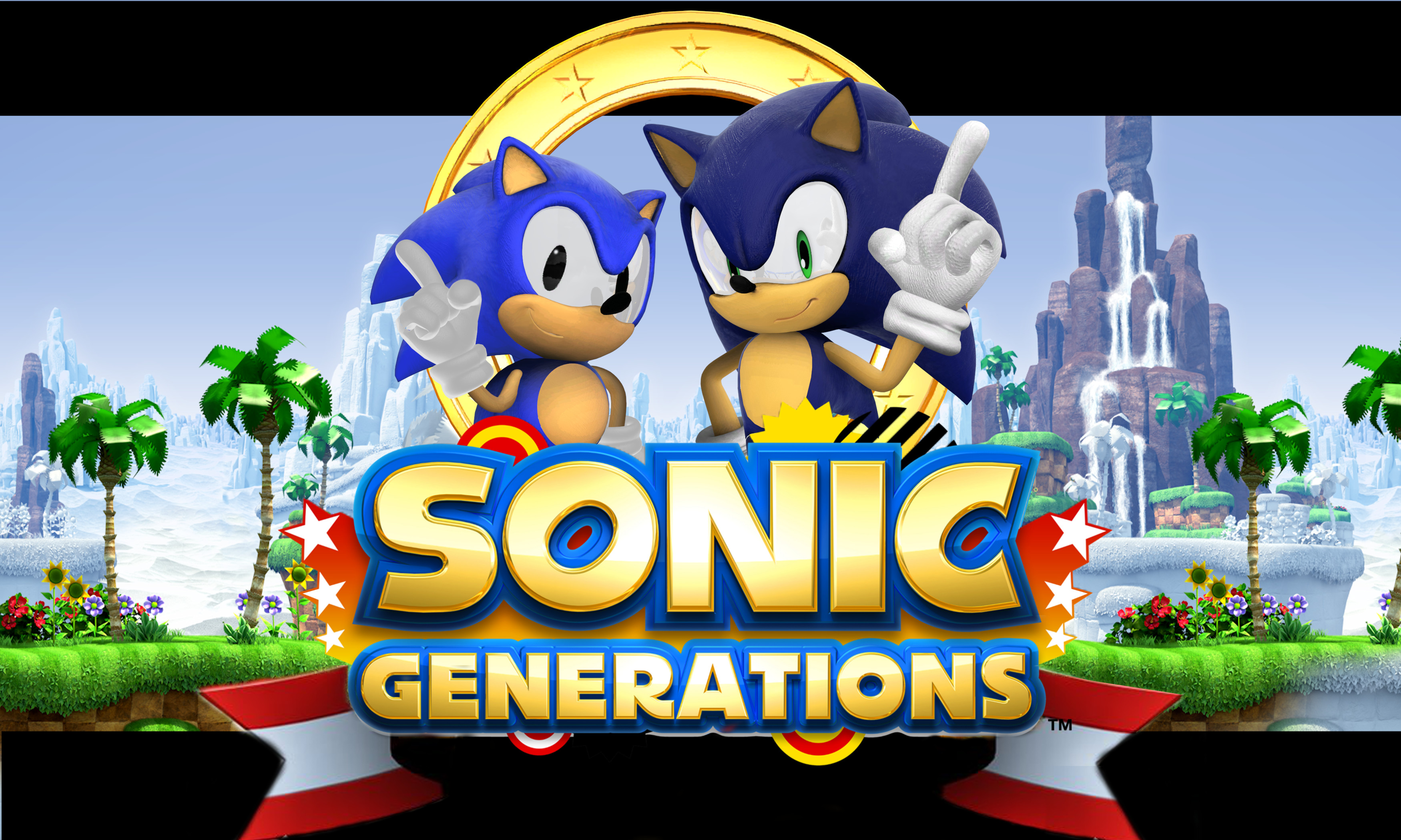 3500x2099 stay cool with Sonic and Shadow images Sonic generations HD wallpaper and  background photos