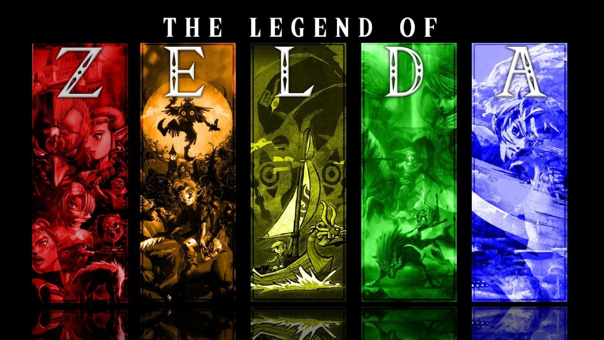 1920x1080 Tags: Legend of Zelda ...