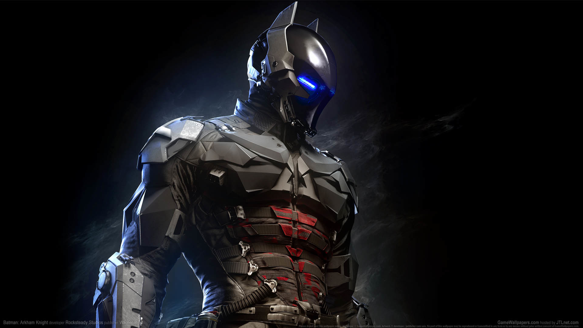 1920x1080 Nightwing Batman Robin in Batman Arkham Knight Wallpaper k cool