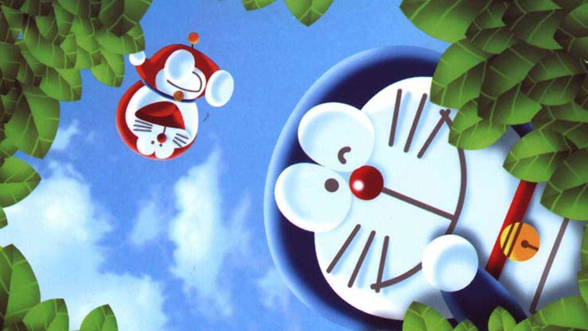 1920x1080 50 HD Doraemon Wallpapers (High Quality) – iWallpaperHQ ...
