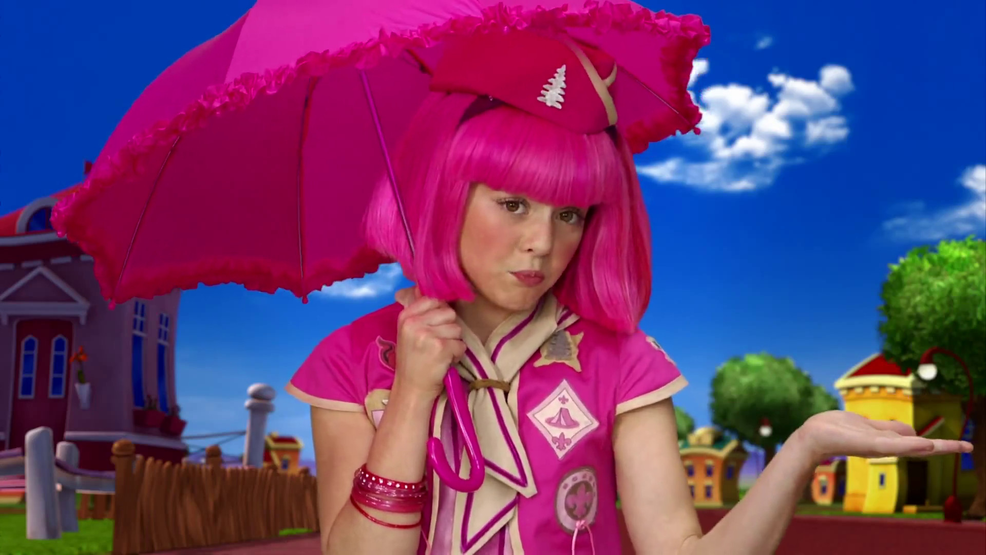 Lazytown Wallpaper 66 Images
