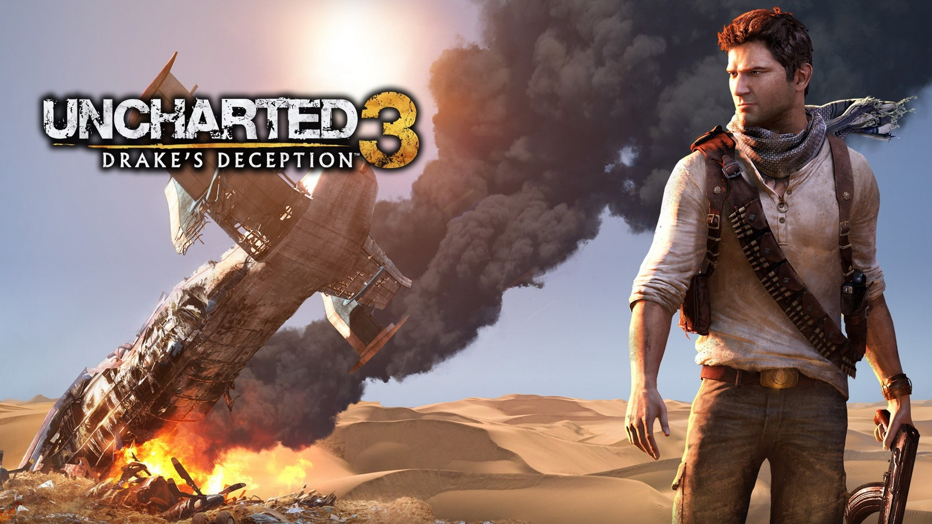 1920x1080 HD Wallpaper | Background ID:274590.  Video Game Uncharted 3:  Drake's Deception