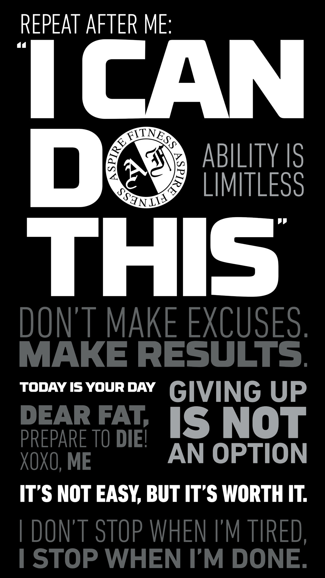 workout motivation wallpaper iphone 64 images