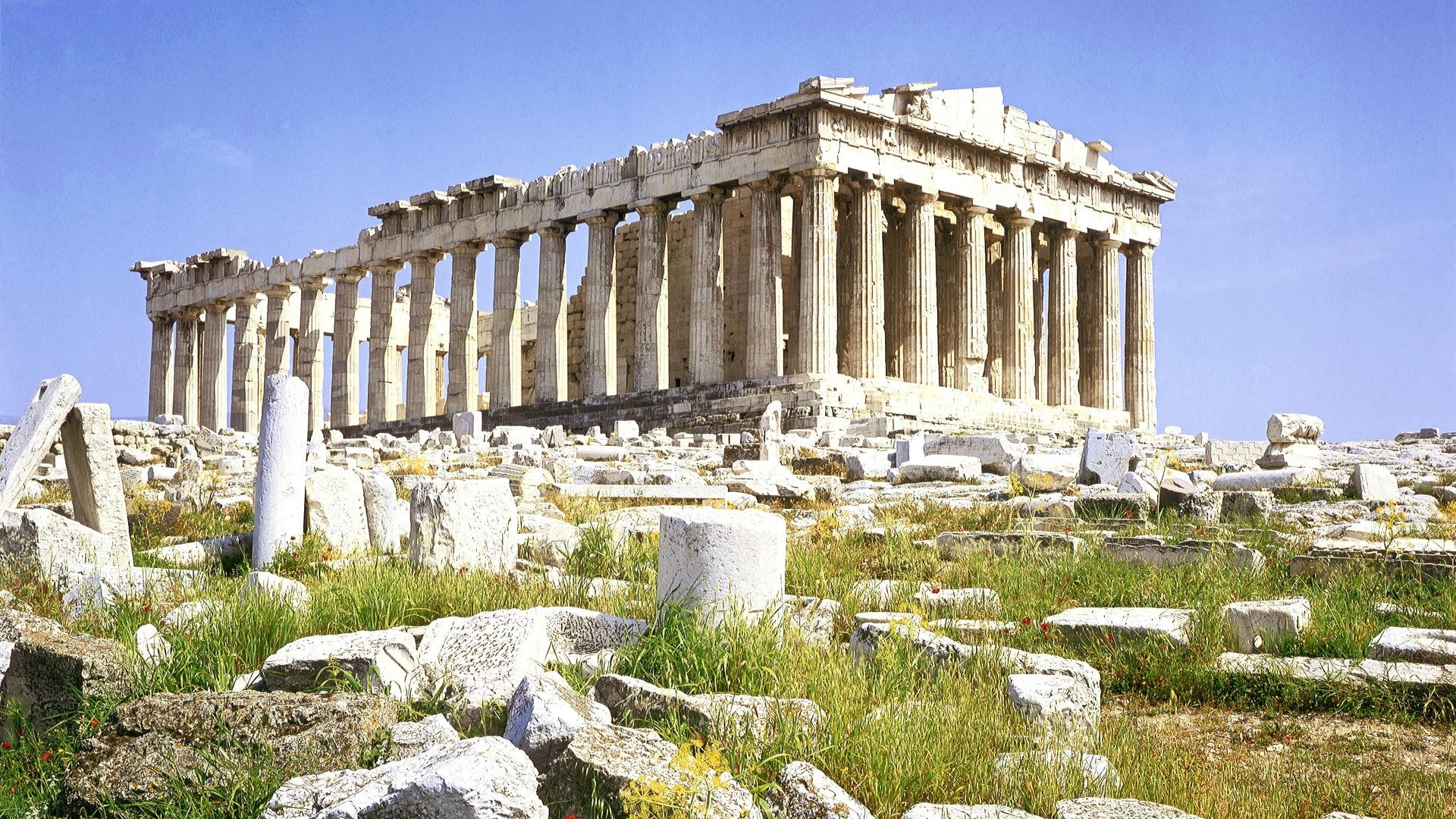 1920x1080 ... parthenon-acropolis-athens-greece-wallpaper-for--hdtv-1080p-15-176.jpg  ...