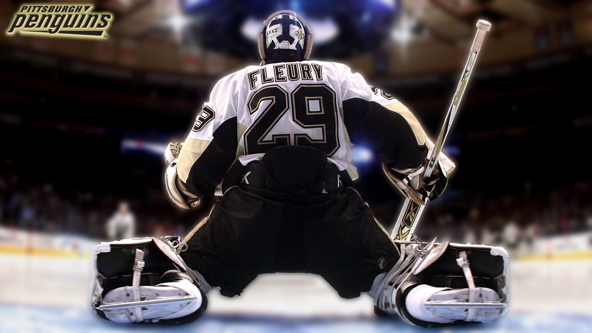 1920x1080 Pittsburgh Penguins Marc Andre Fleury