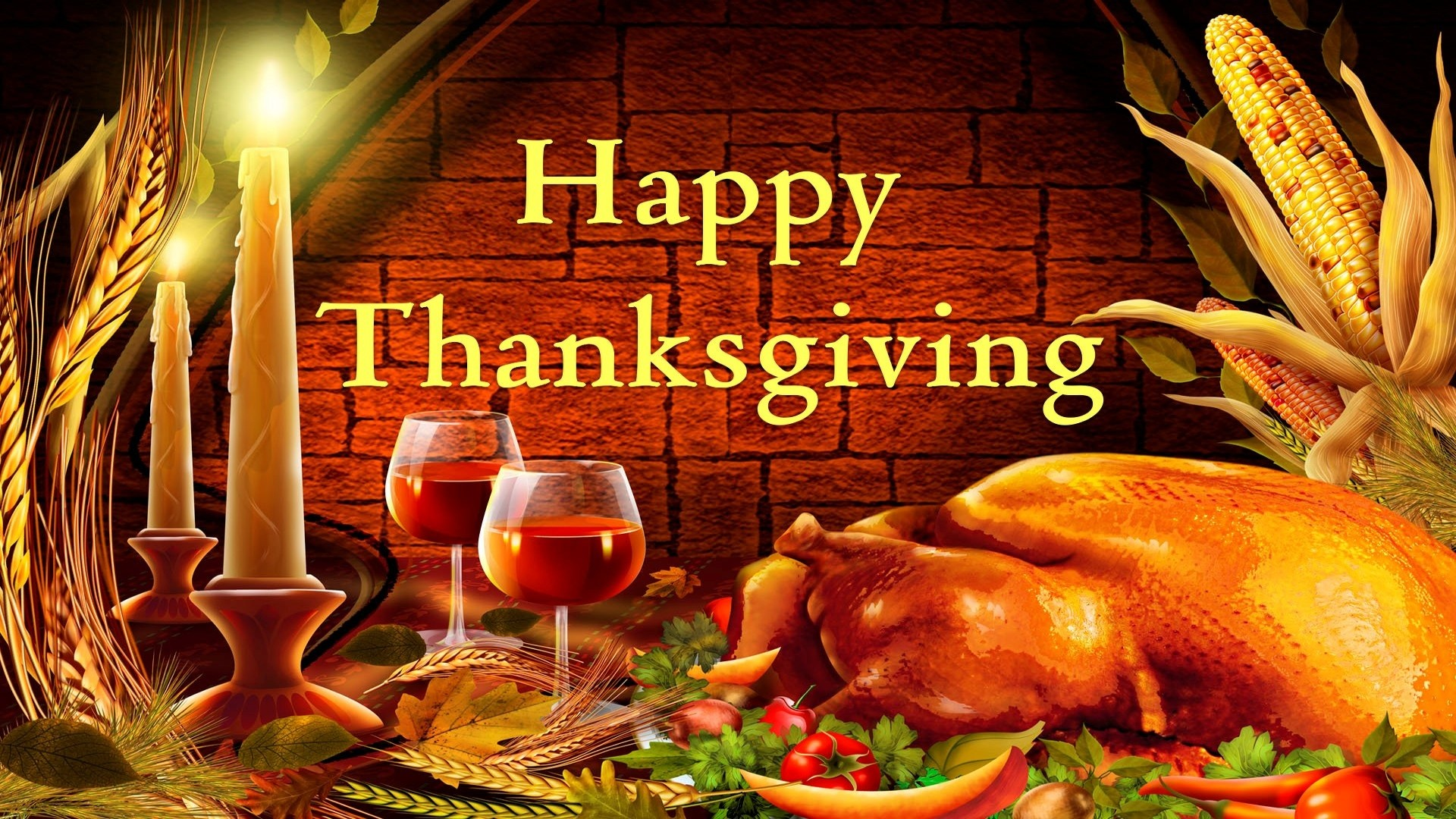 1920x1080 Wallpapers, wallpaper, Thanksgiving Dinner Wallpapers hd wallpaper .