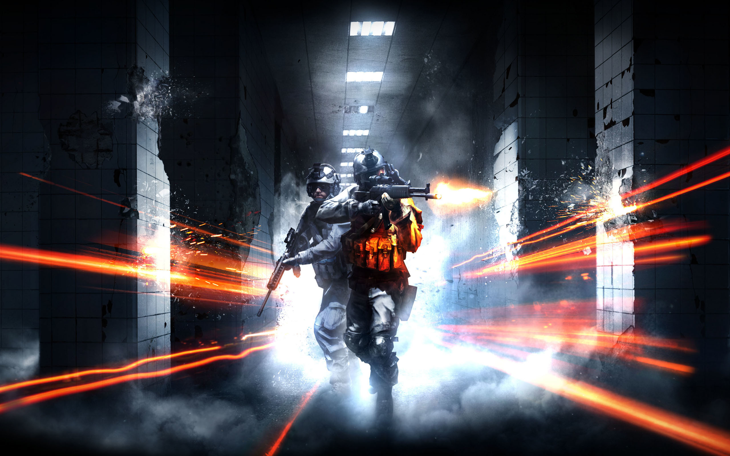 2560x1600 HD Wallpaper | Background ID:174896.  Video Game Battlefield 3