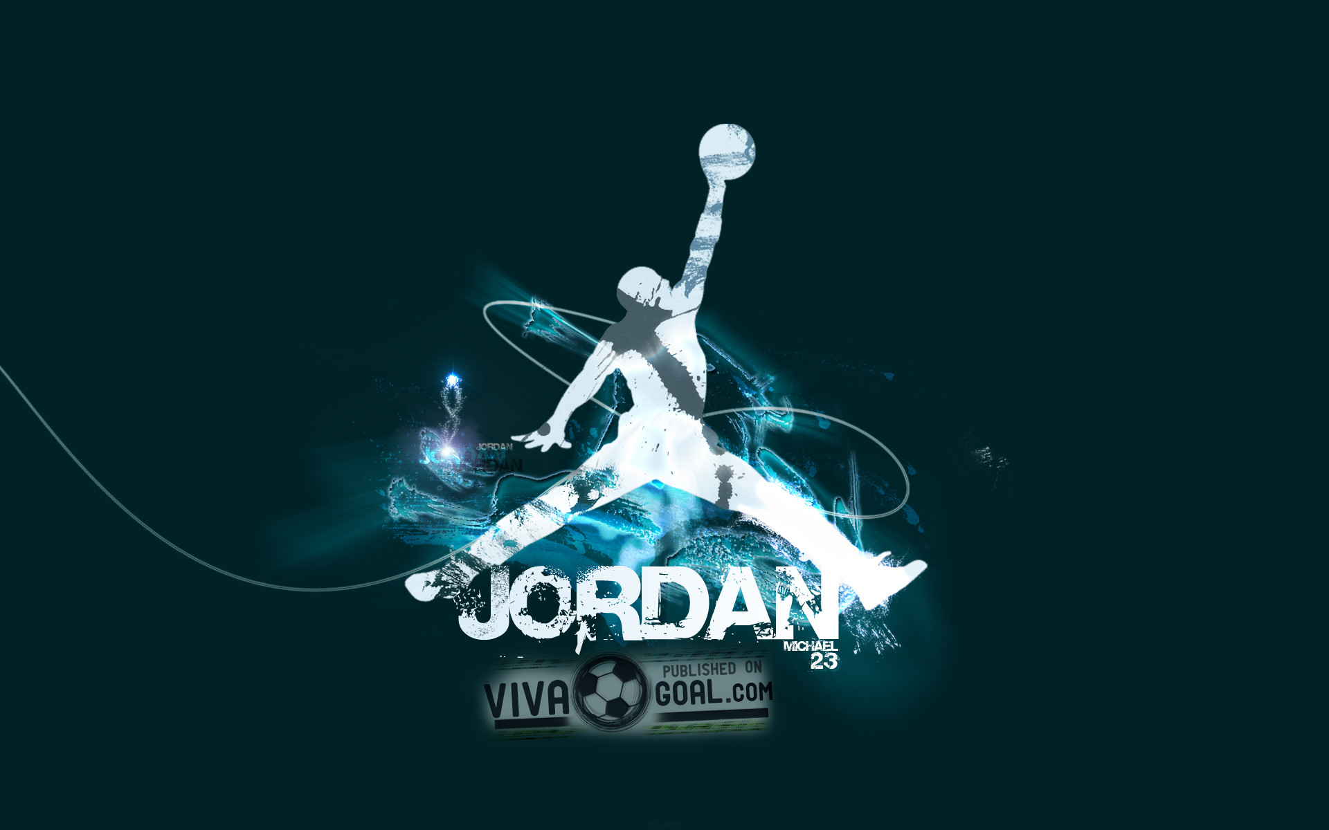 1920x1200 Michael Jordan, the Figure in NBA Logo, Numerous NBA Records Keeper - NBA  Image