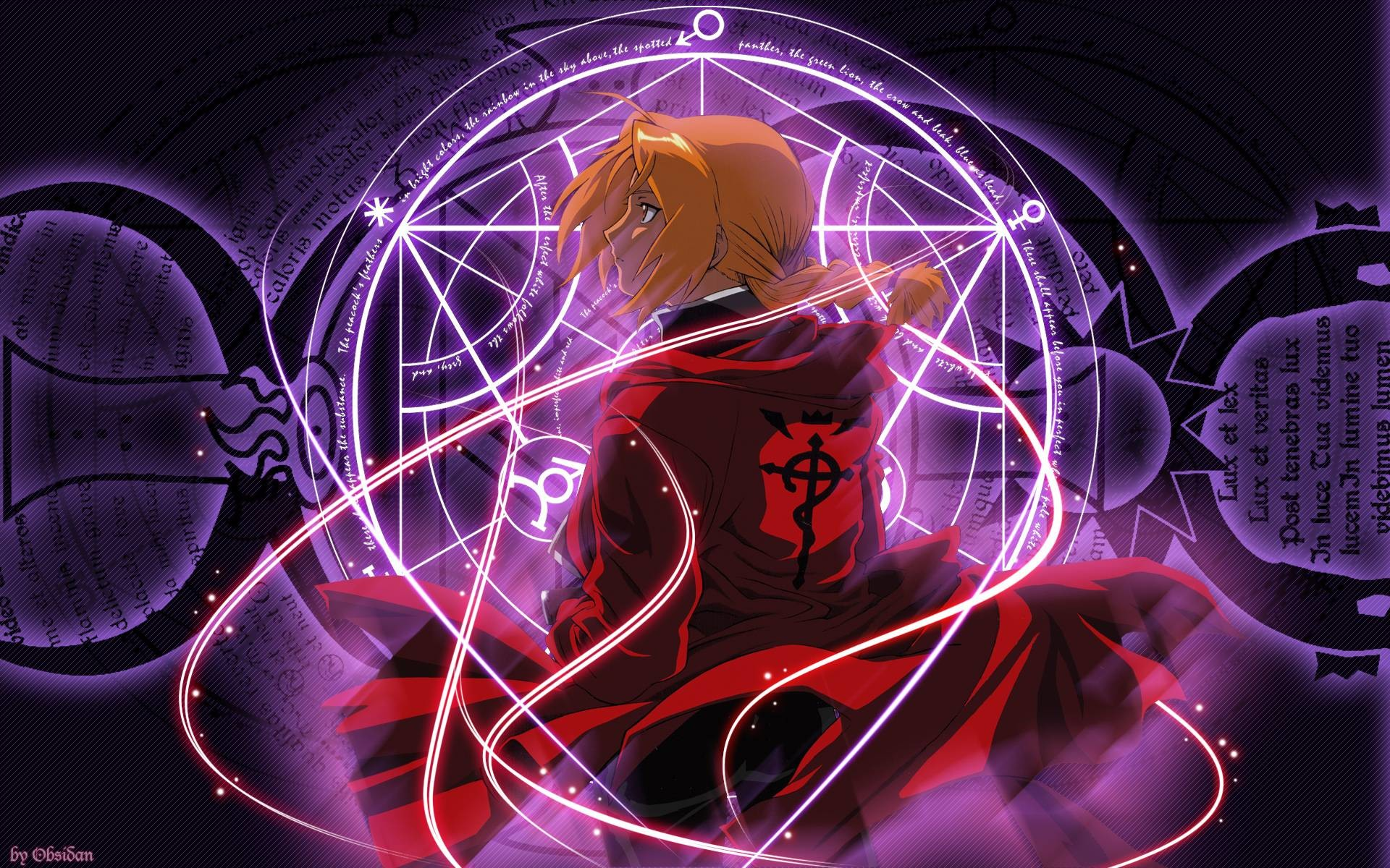 1920x1200 Wallpapers For > Fullmetal Alchemist Brotherhood Wallpaper