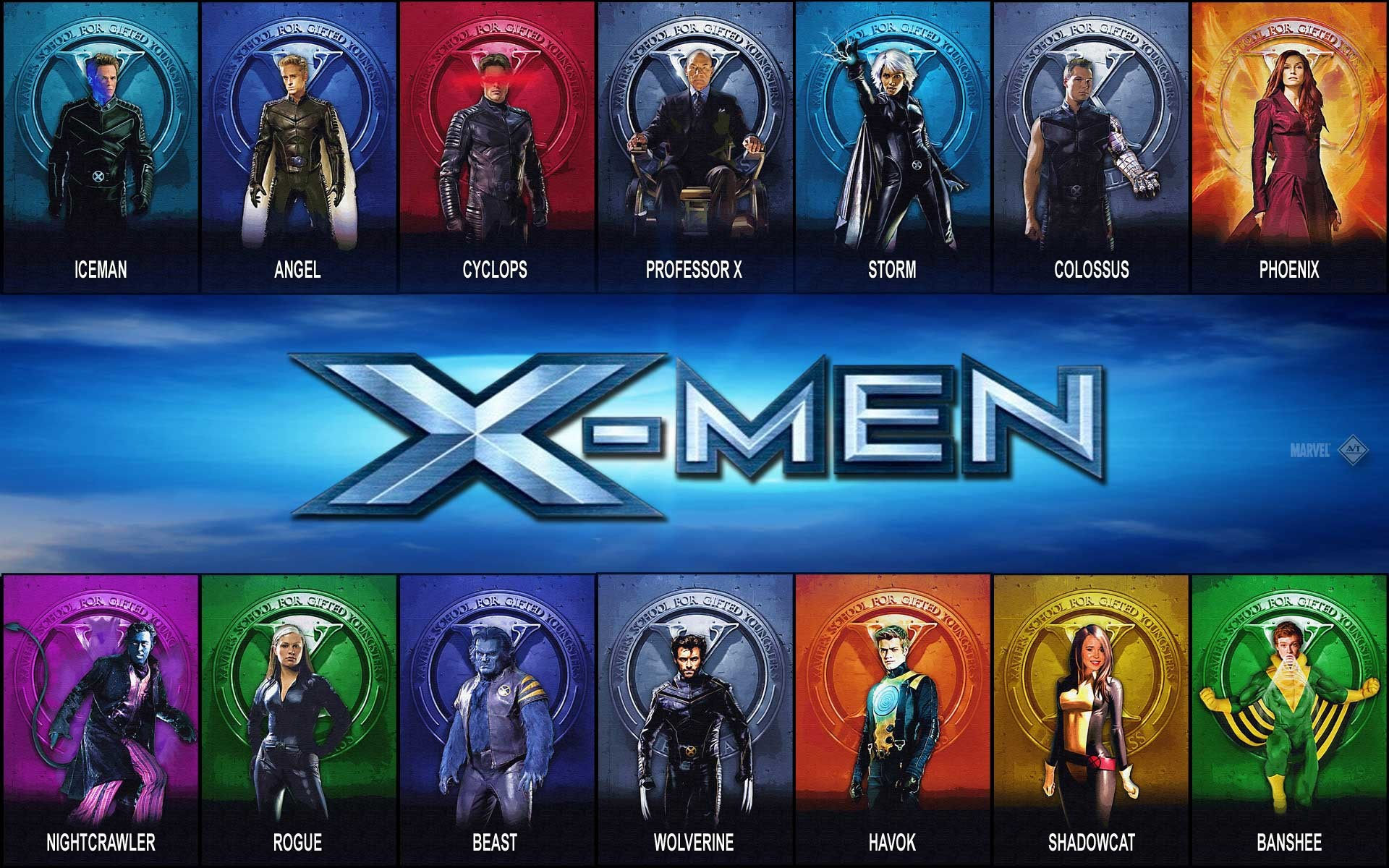 X Men Pictures for Wallpaper (71+ images)