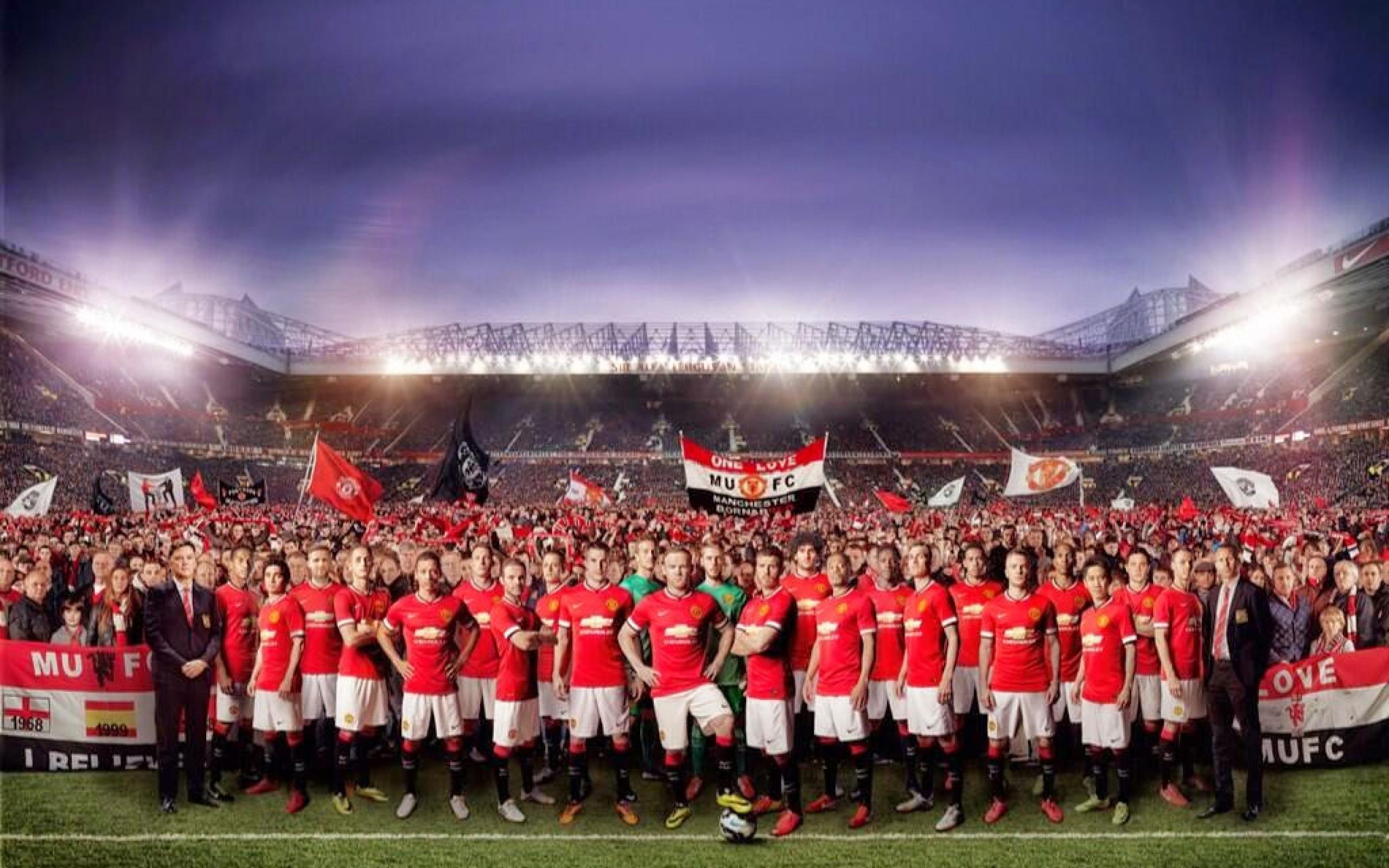 Man Utd Backgrounds (69+ Images