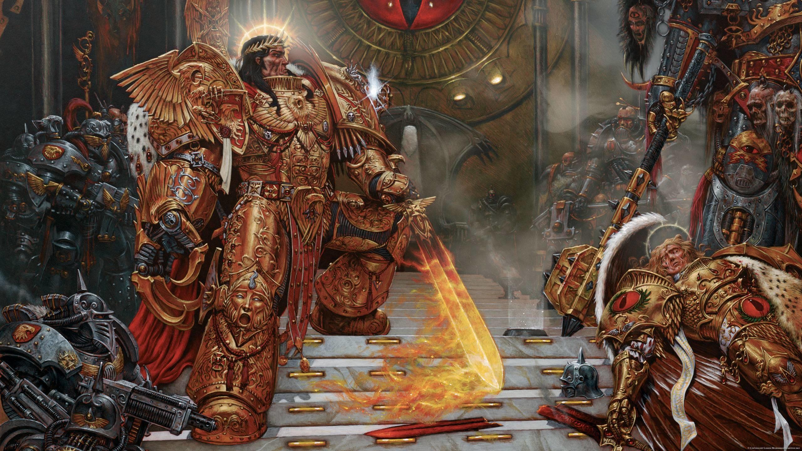 Warhammer 40K Tyranid Wallpaper (65+ images)