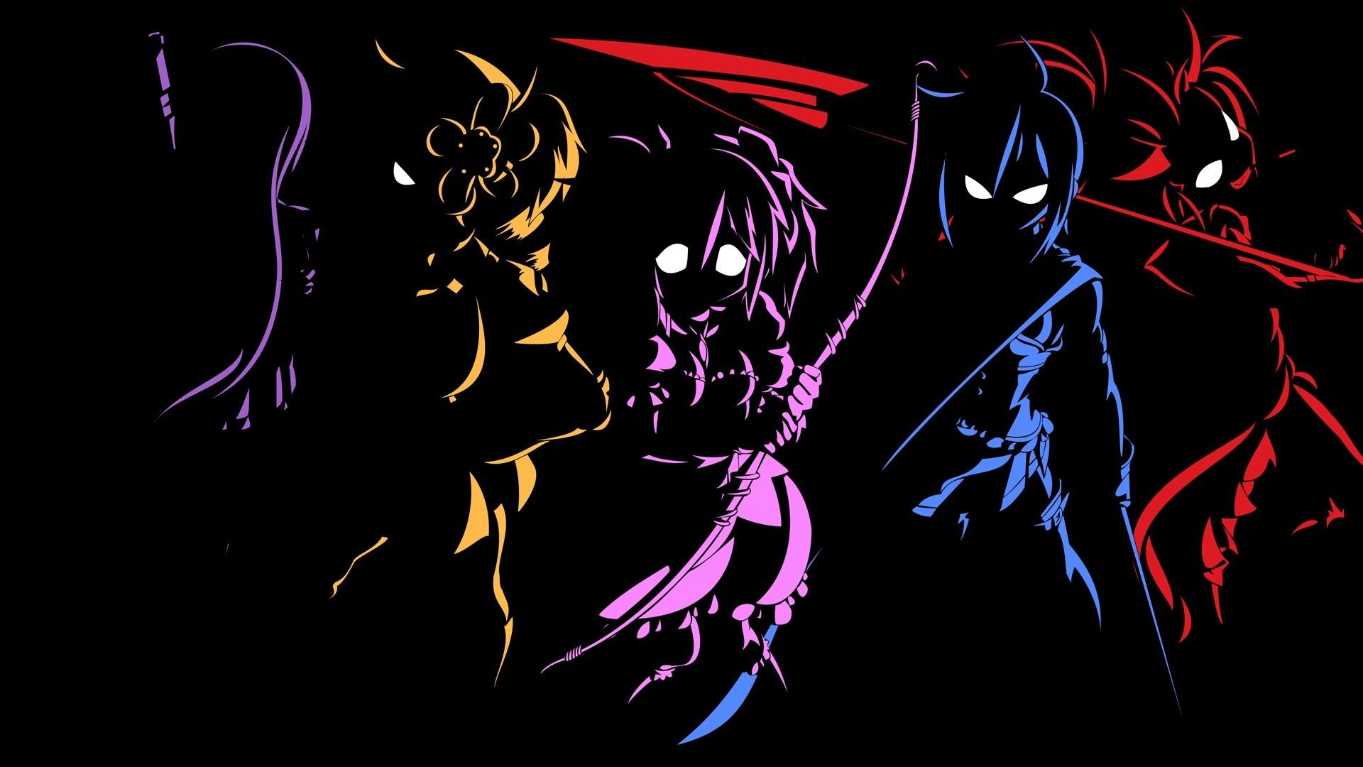 Black Anime Wallpaper 60 Images