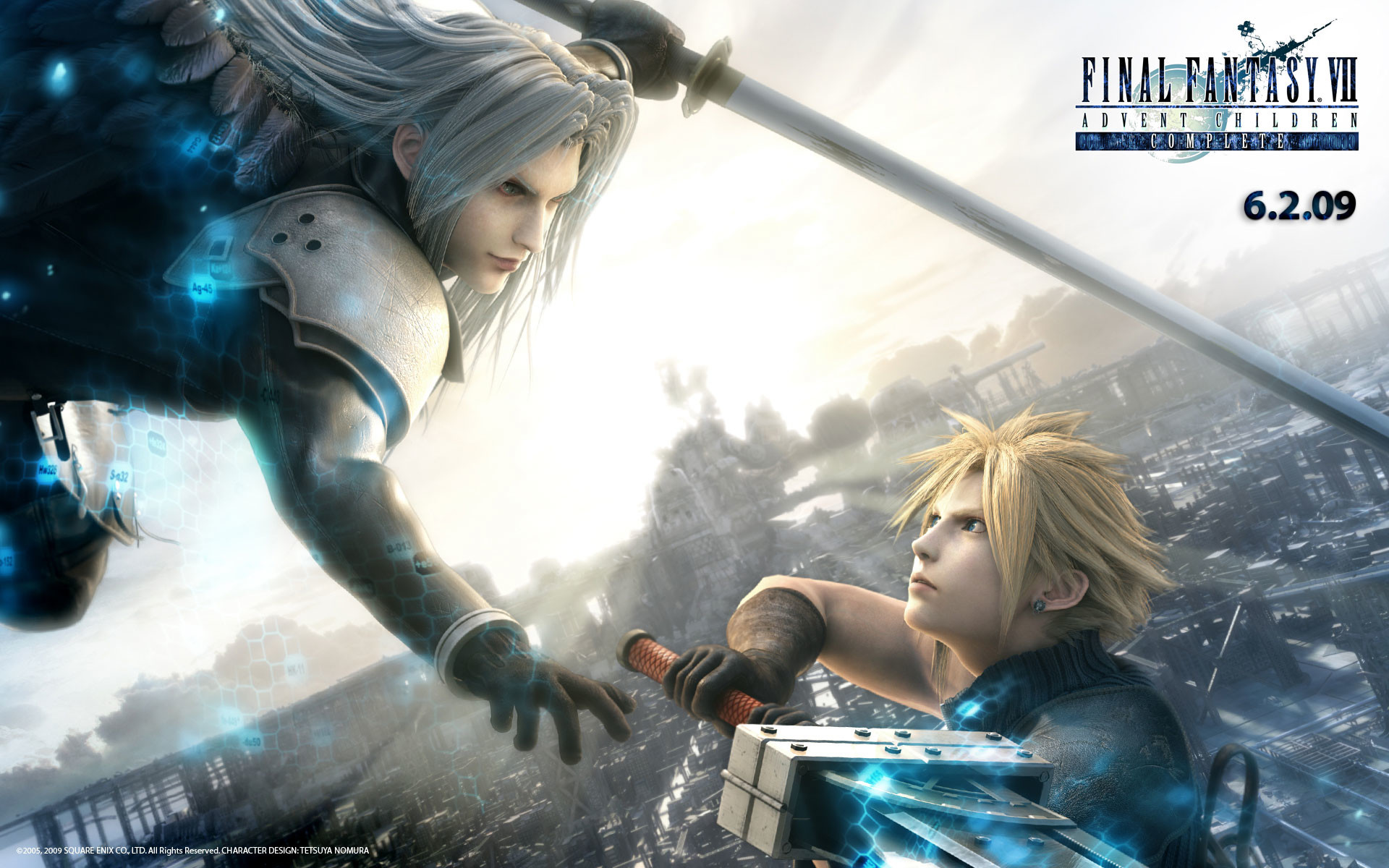 1920x1200 Final Fantasy VII · download Final Fantasy VII image