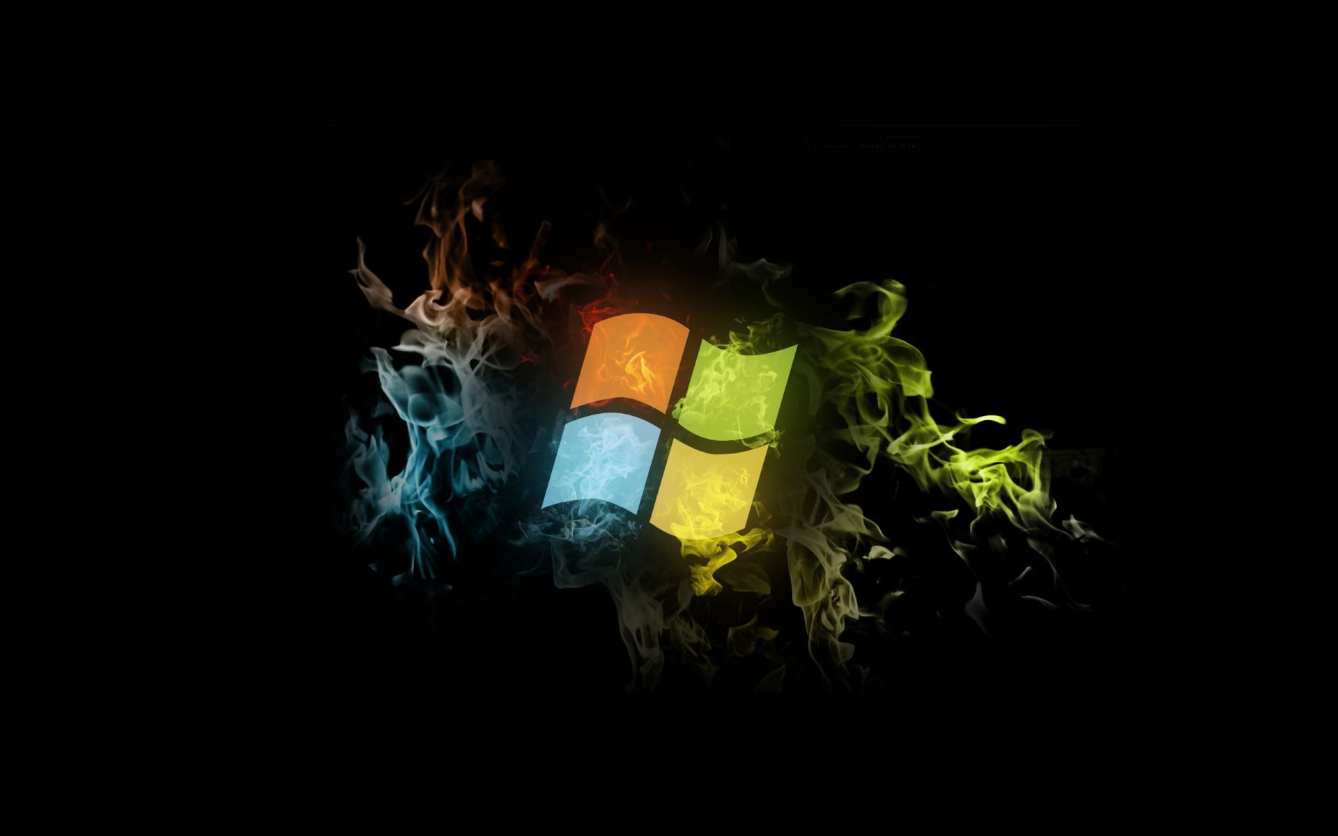 1920x1200 Windows Logo With Color Splash | HD Brands and Logos Wallpaper Free  Download ...