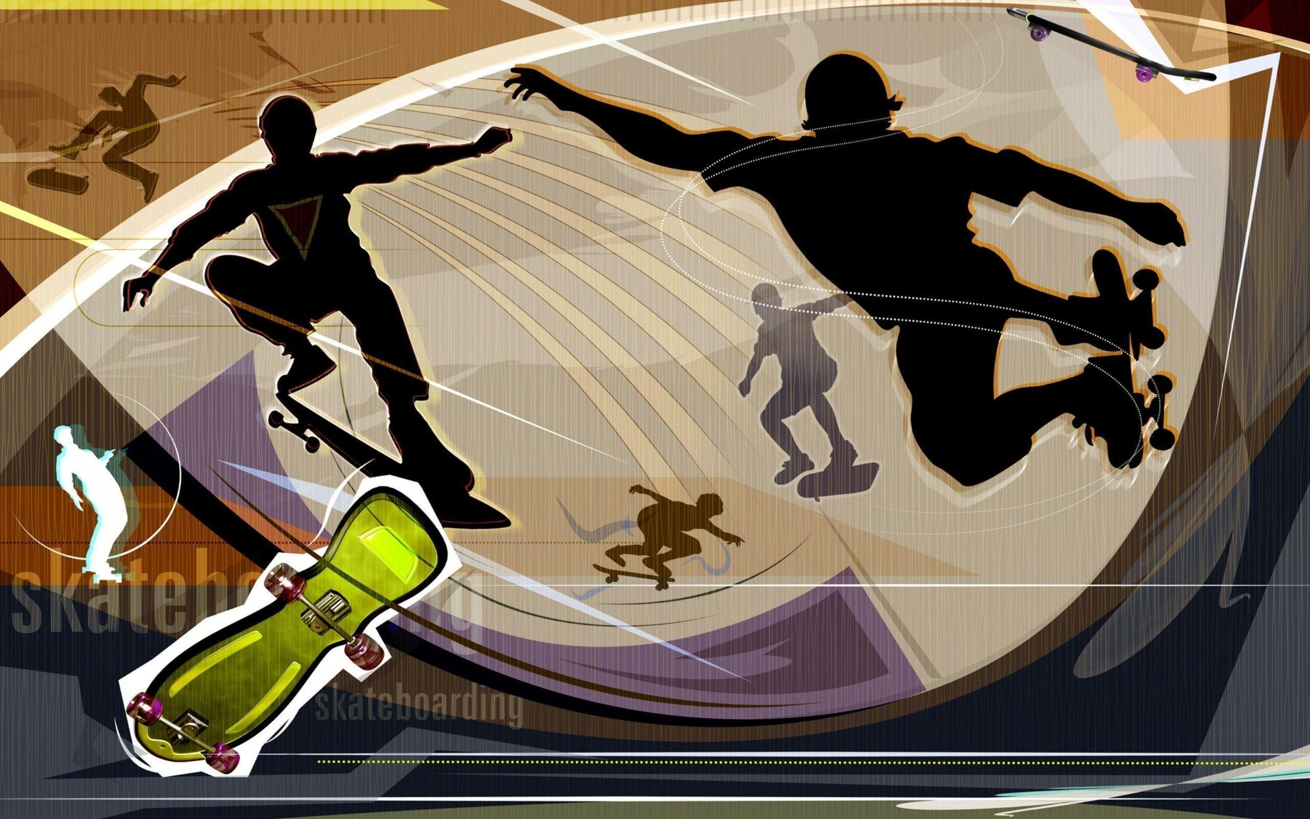 Cool Skateboarding Wallpapers (63+ images)