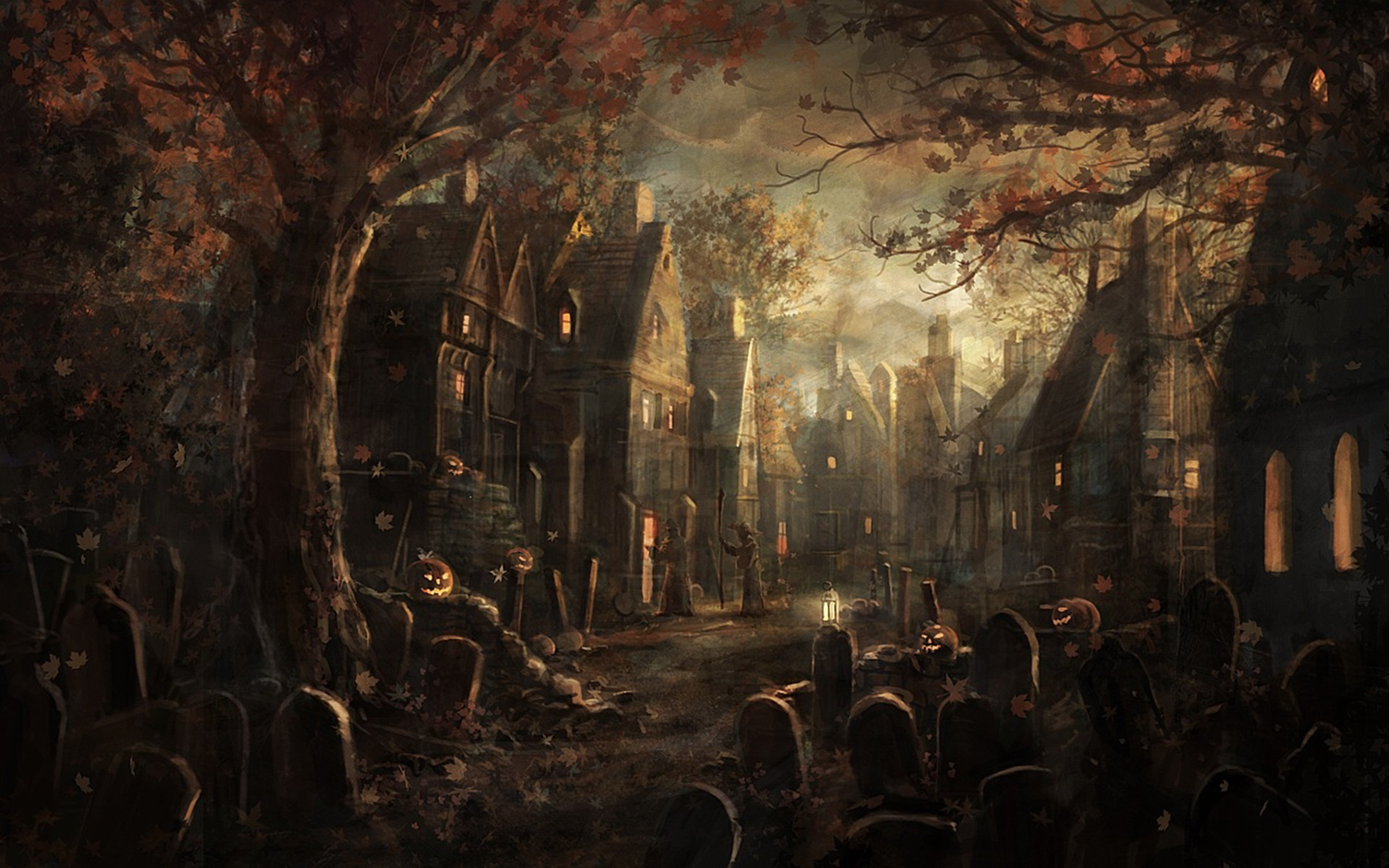 1920x1200 Hd elegant halloween background 2015 - Hd Elegant Halloween Backgrounds  2015 Desktop Background