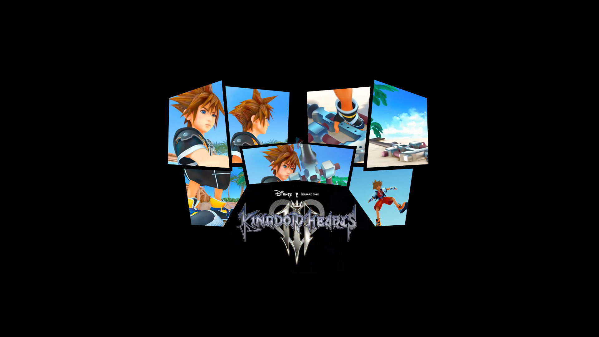 1920x1080 kingdom hearts 3. Download Kingdom Hearts 3 Sora Wallpaper ...