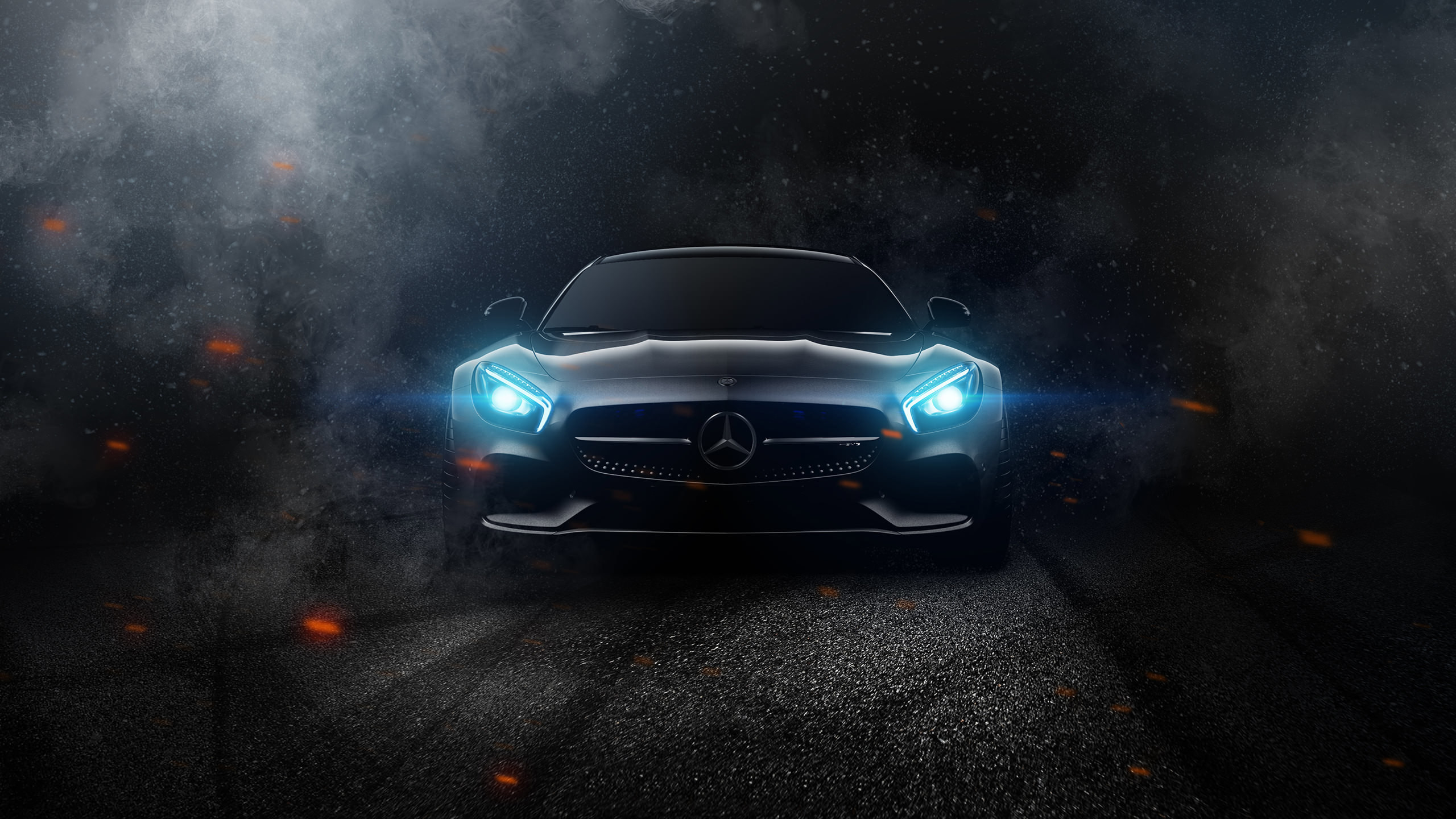 2560x1440 Mercedes Benz Logo Wallpaper Picture To Download Wallpaper