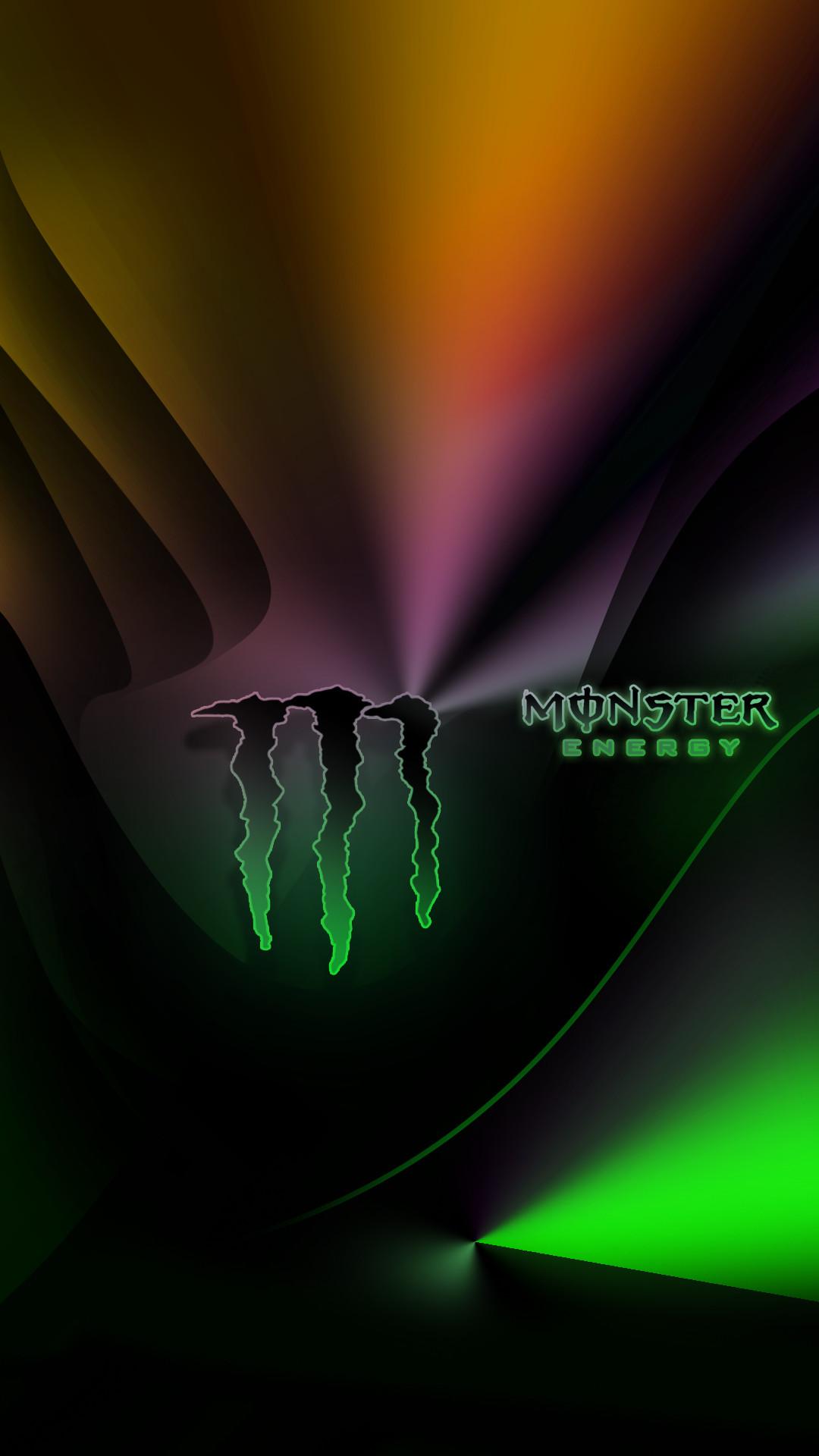 Monster Energy iPhone Wallpaper (85+