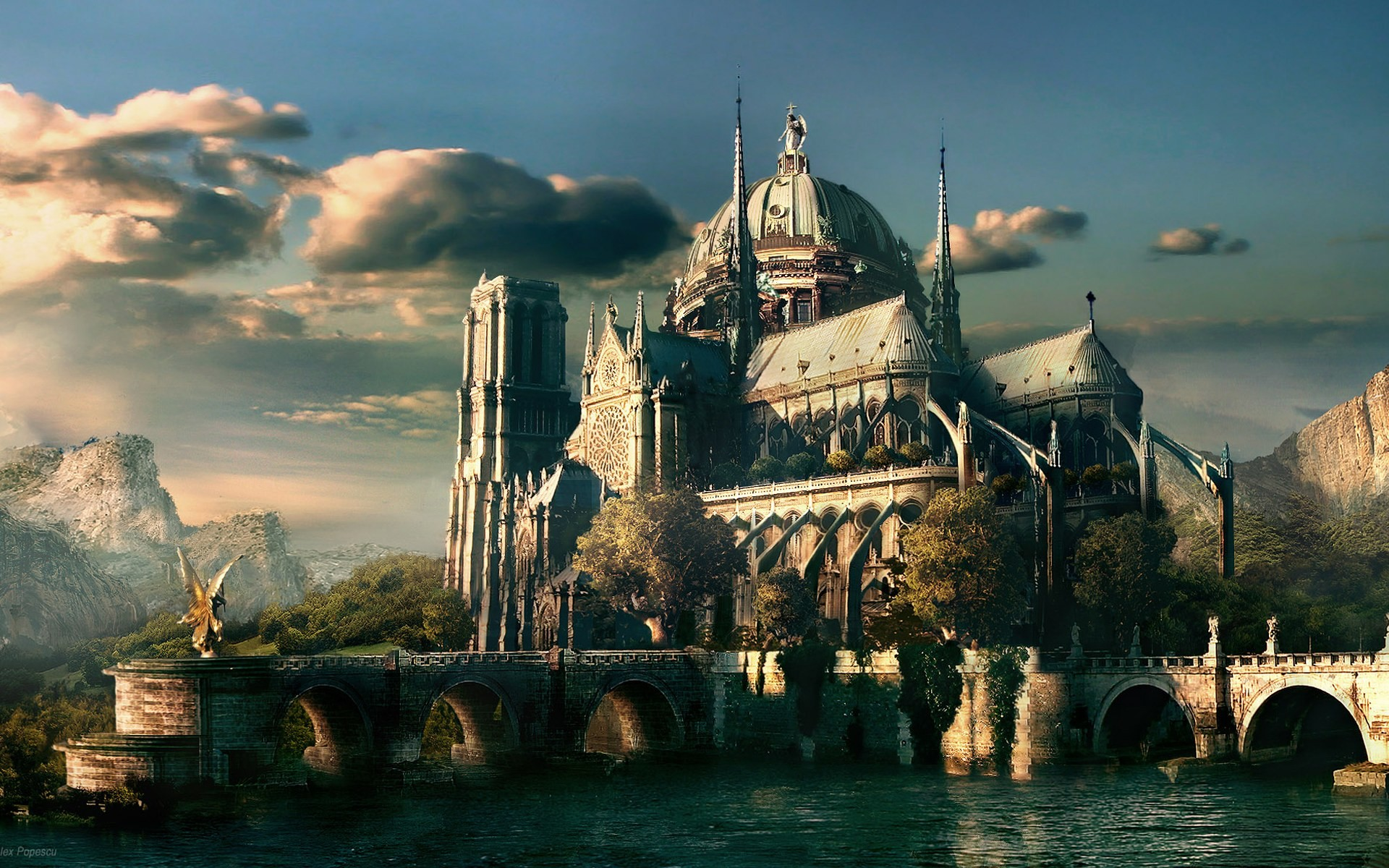 1920x1200 HD Fantasy Wallpaper | HD Wallpapers Plus