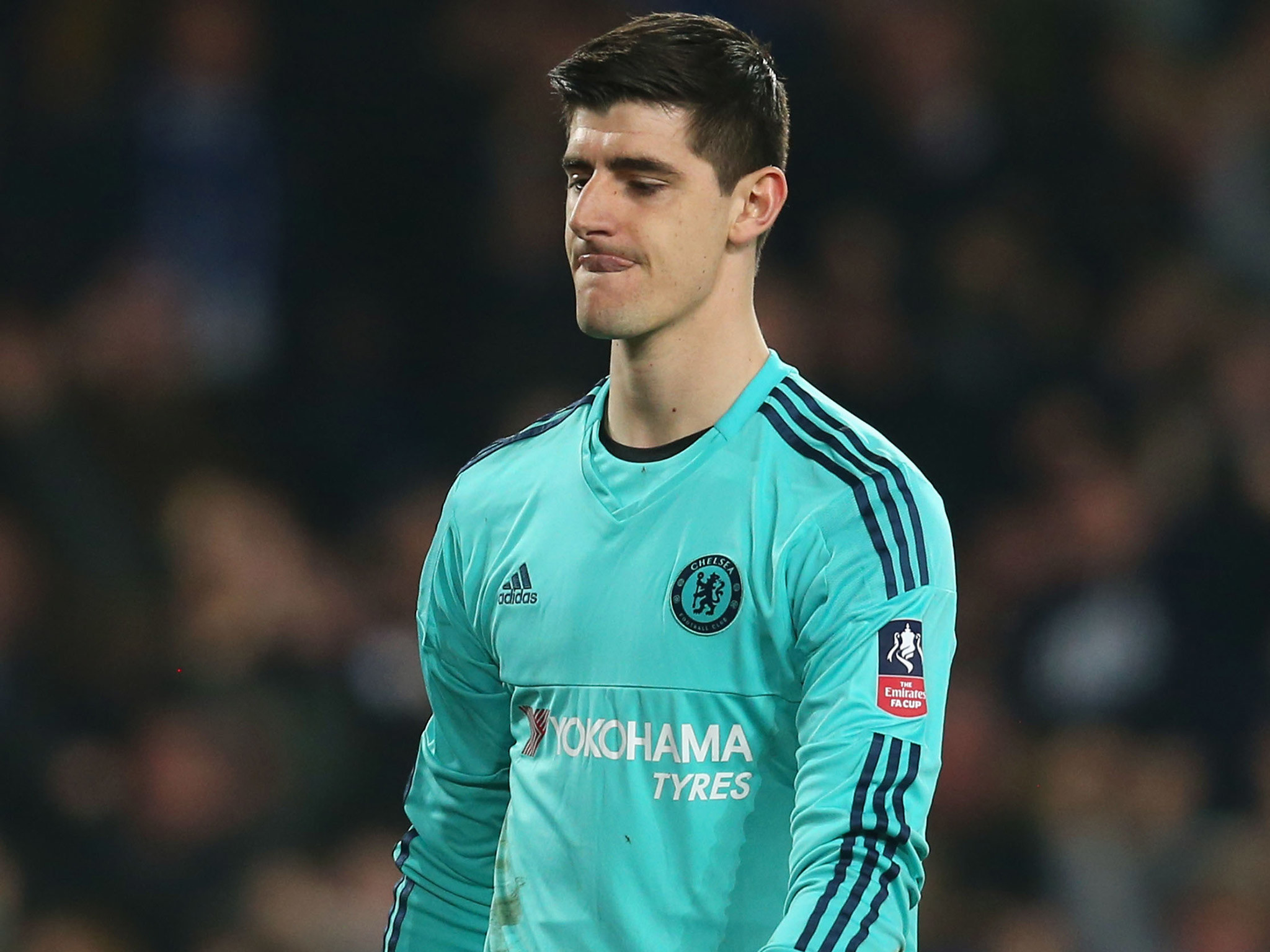 Thibaut Courtois Wallpapers (92+ Images