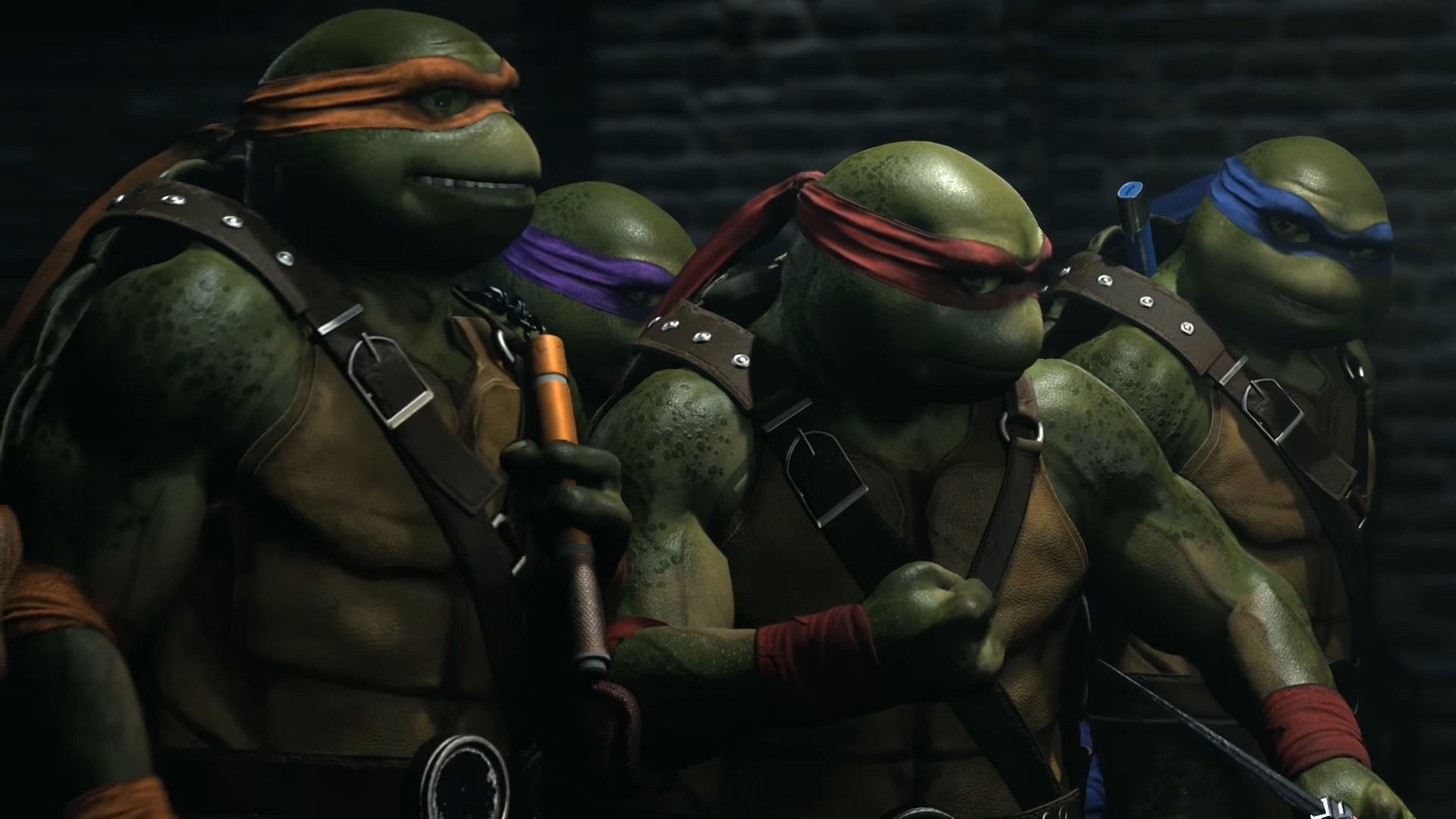 Teenage Mutant Ninja Turtles 2018 Wallpaper (72+ images)  Teenage Mutant ...