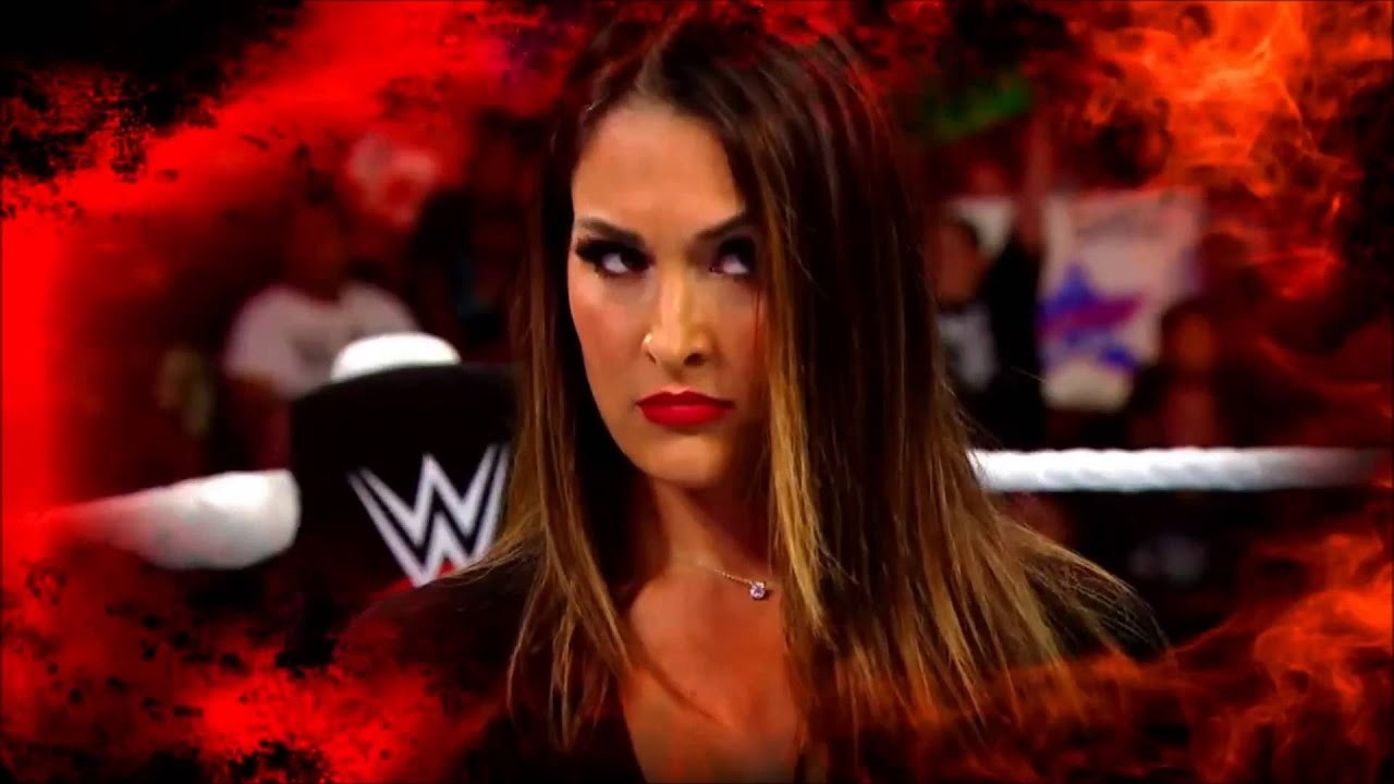 1920x1080 WWE Nikki Bella Titantron HD - ''You Can Look But You Can't Touch''