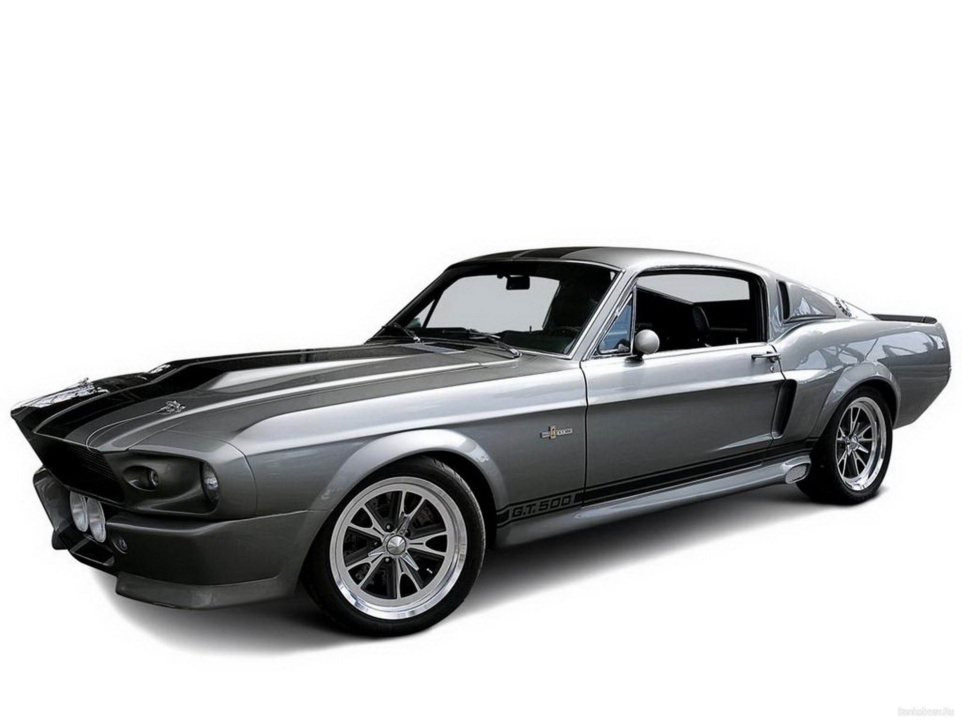 1967 Shelby Gt500 Eleanor Wallpaper (69+ images)