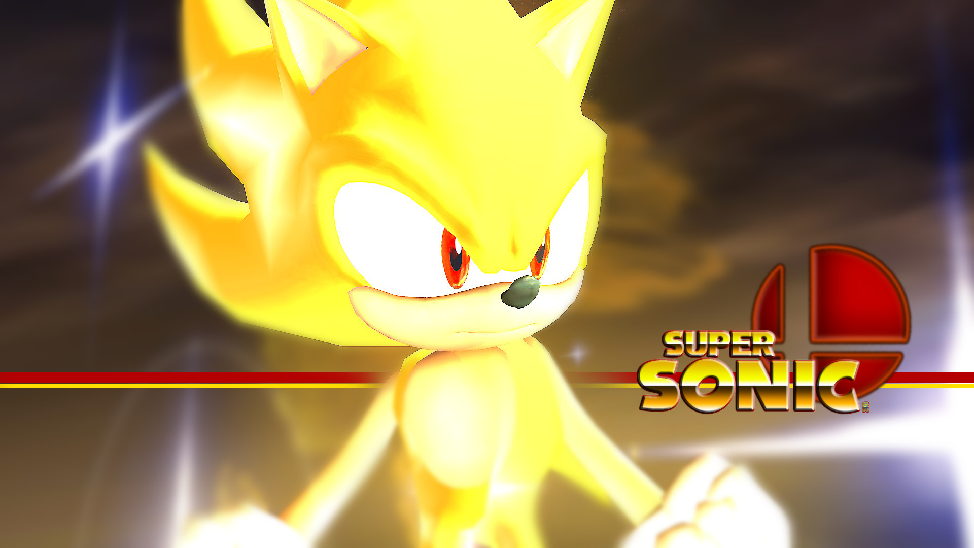 1920x1080 SSBB Supersonic Wallpaper by RealSonicSpeed SSBB Supersonic Wallpaper by  RealSonicSpeed