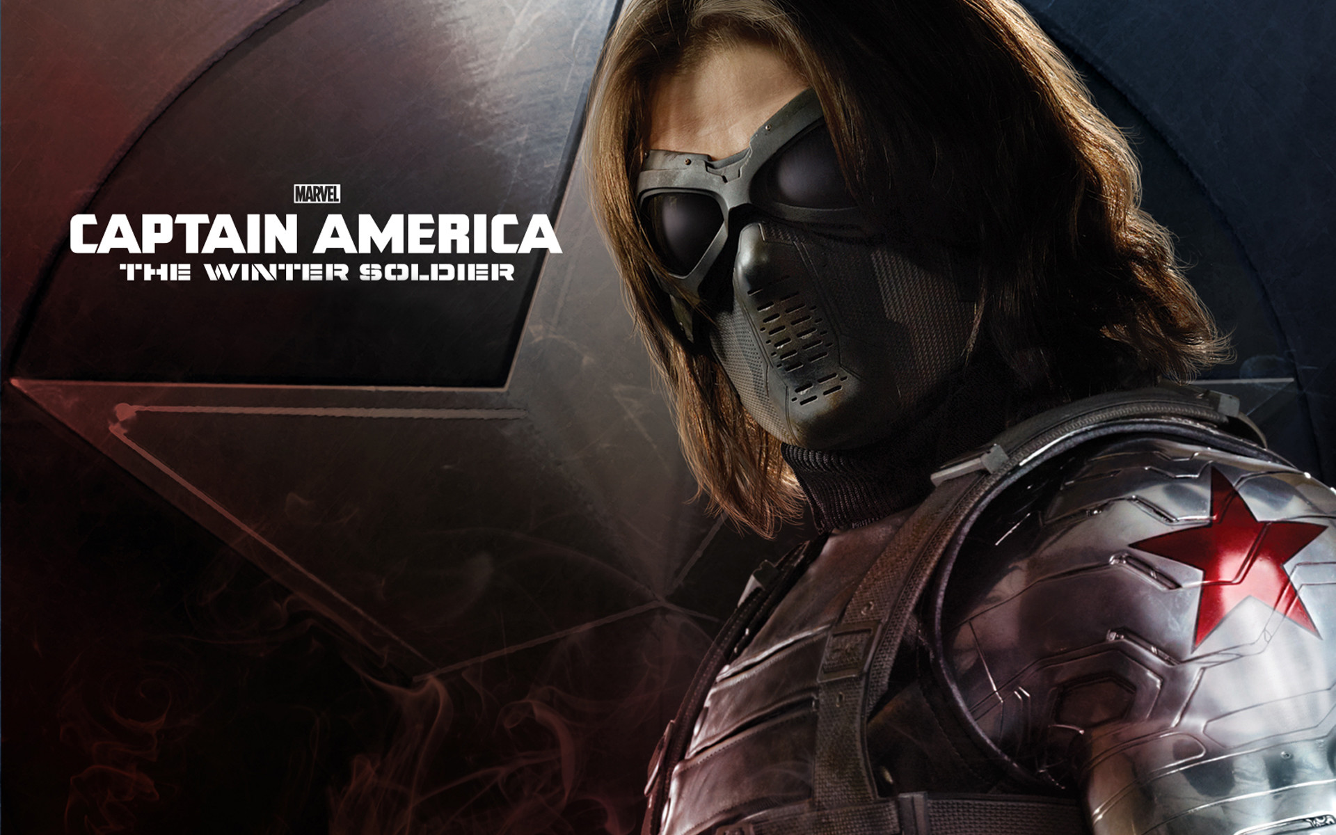 1920x1200 sebastian stan as bucky barnes / the winter soldier captain america 2 movie