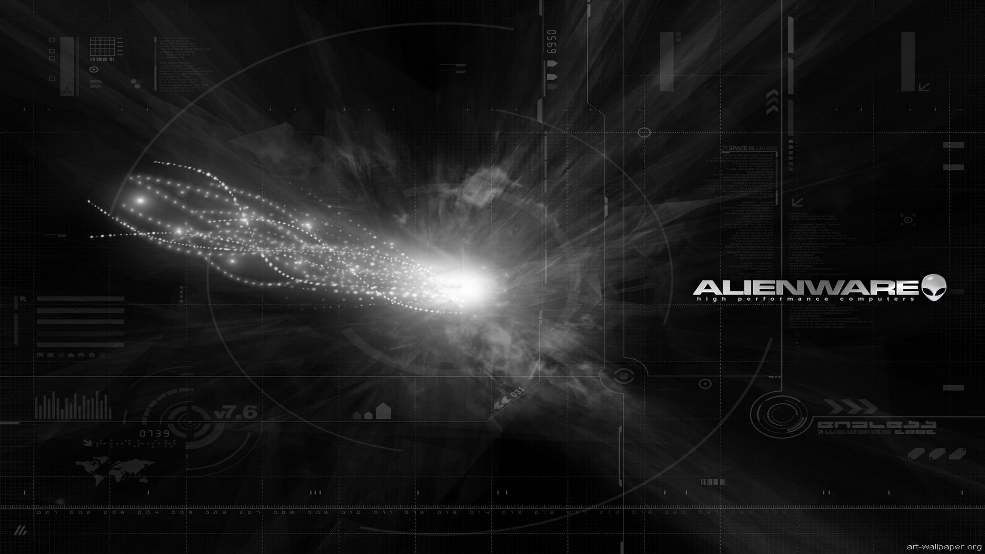 Atemberaubend 4K Alienware Wallpaper (72+ images) &GJ_01