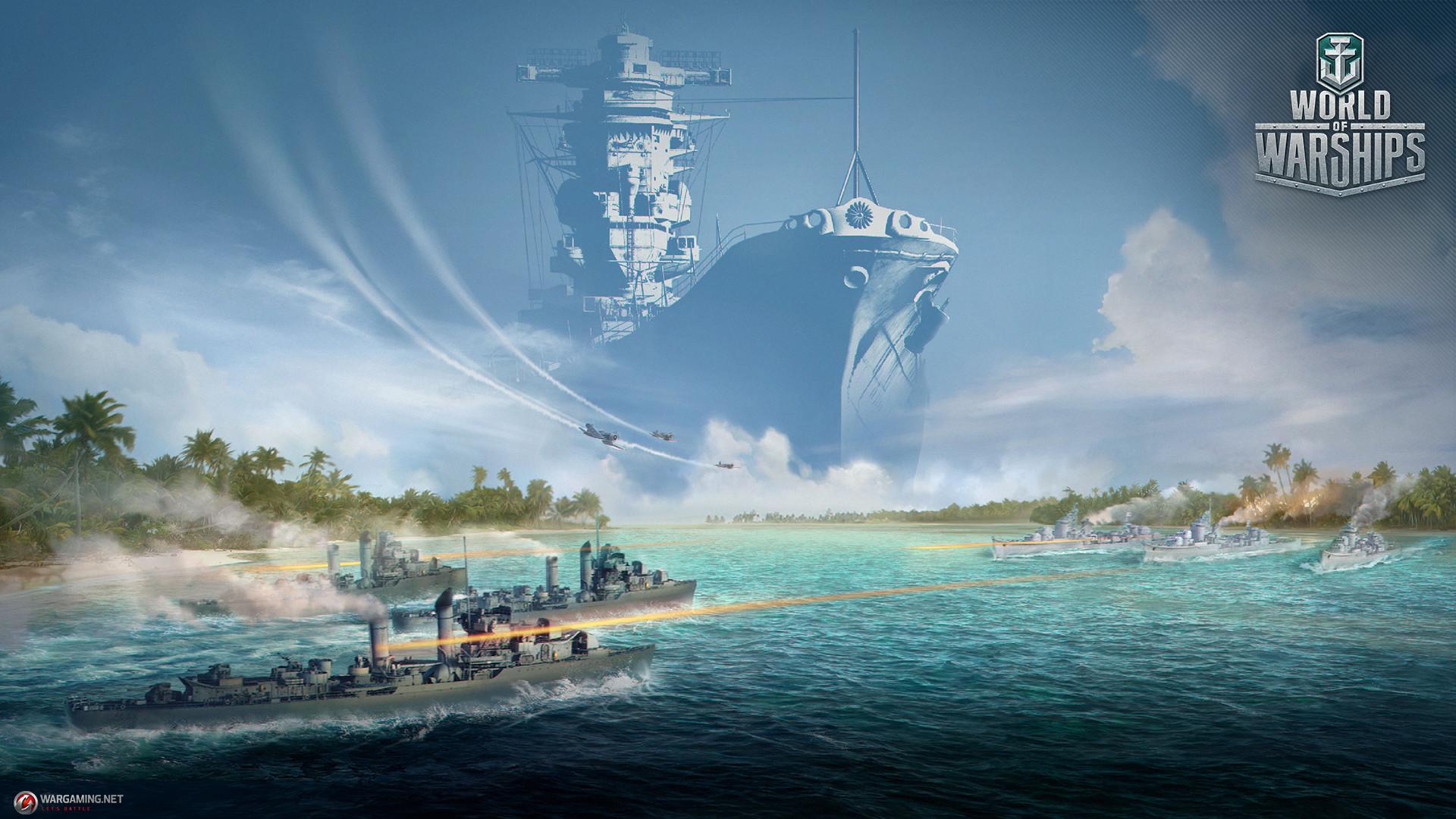 World Of Warships Wallpaper: World Of Warships Wallpaper 1920x1080 (83+ Images