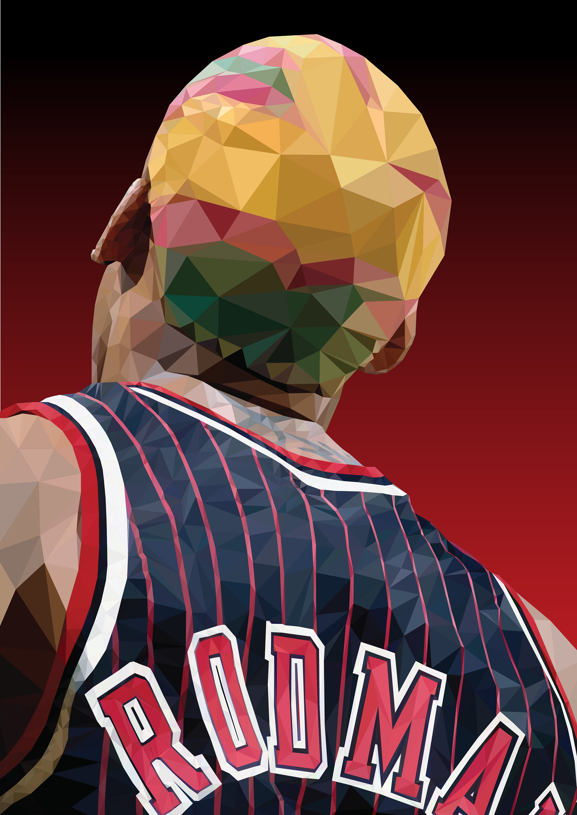 Dennis Rodman Wallpapers (68+ images)