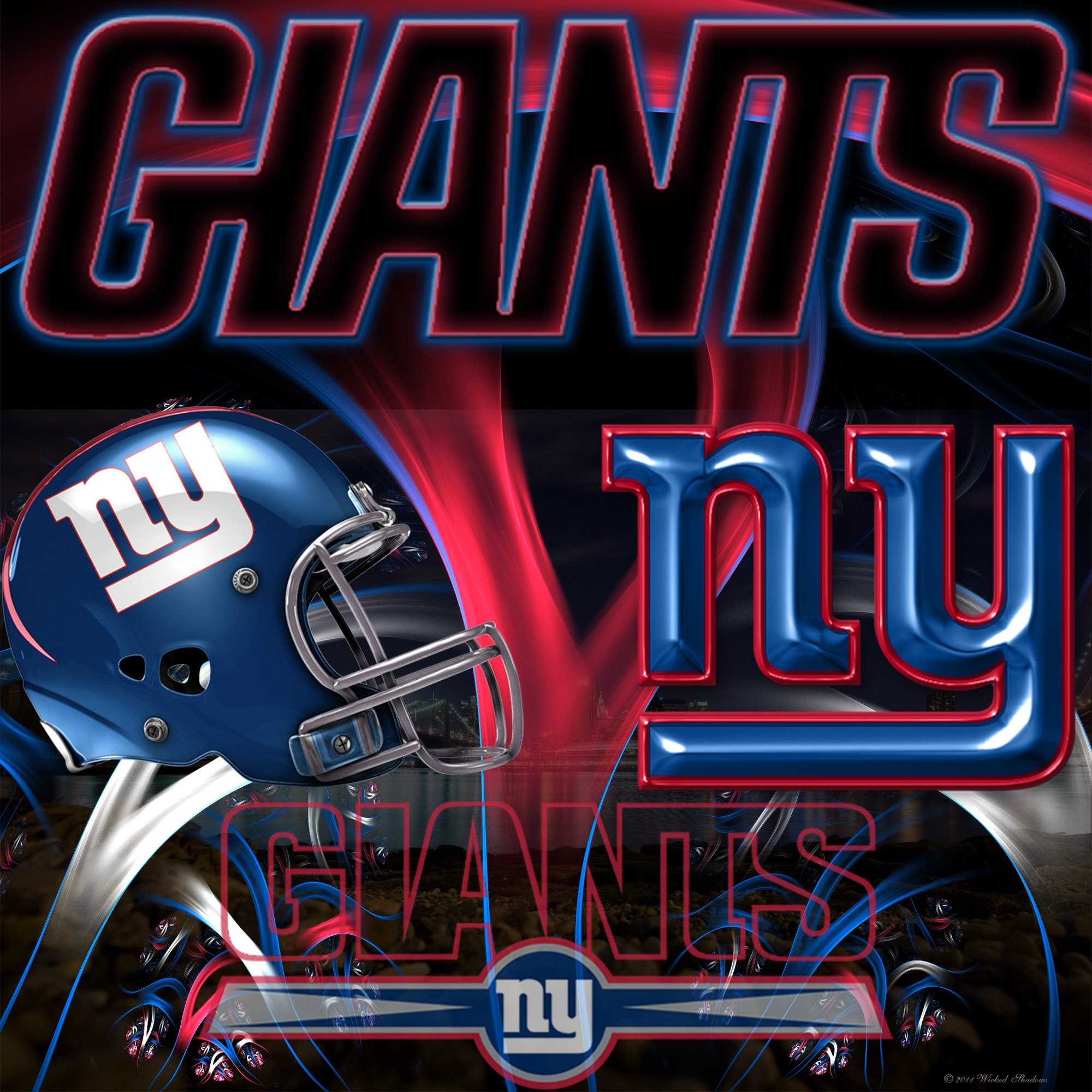 New York Giants 3d Wallpaper 75 Images