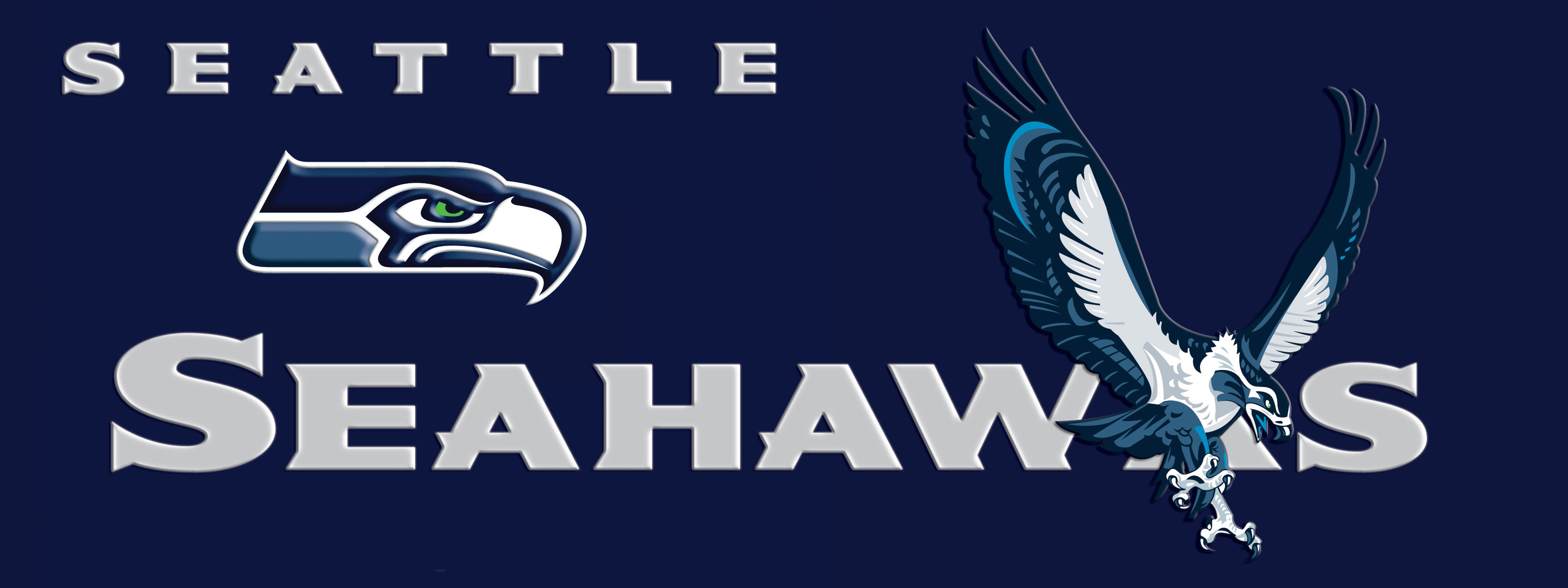3200x1200 Seattle Seahawks nfl football sport p wallpaper |  | 82460 .