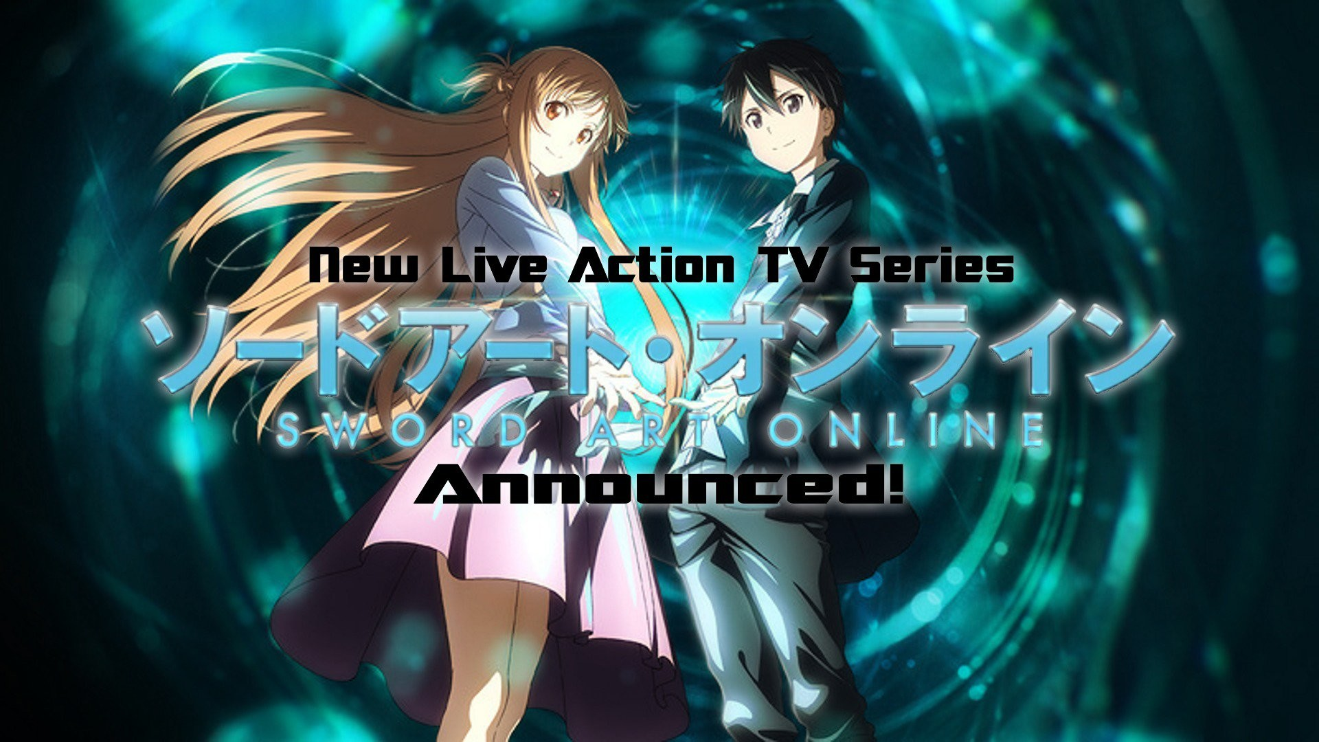 "1920x1080 Press Release: Skydance Media Acquires Global Live Action Rights To ""Sword  Art Online"" Phenomenon - Toonami Squad"