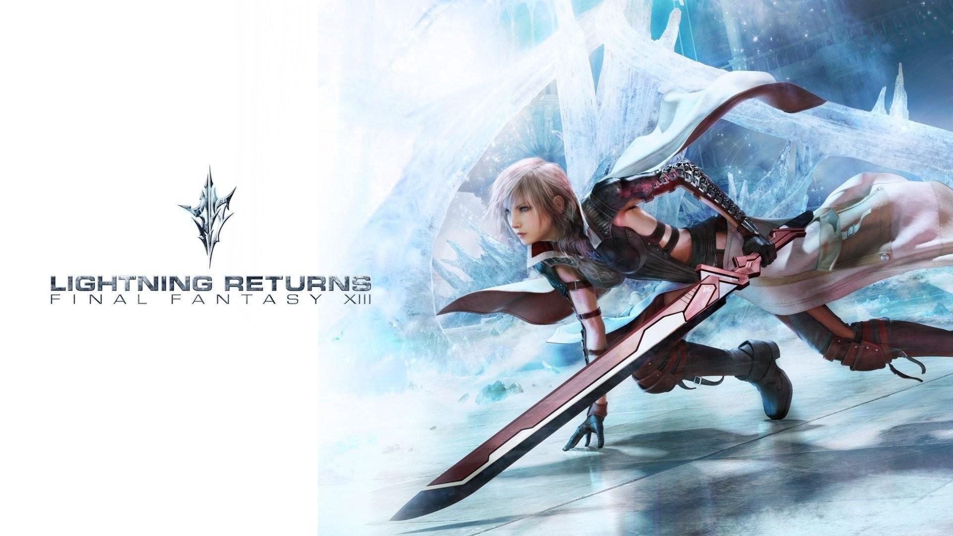 Final Fantasy Lightning Wallpaper Hd 83 Images