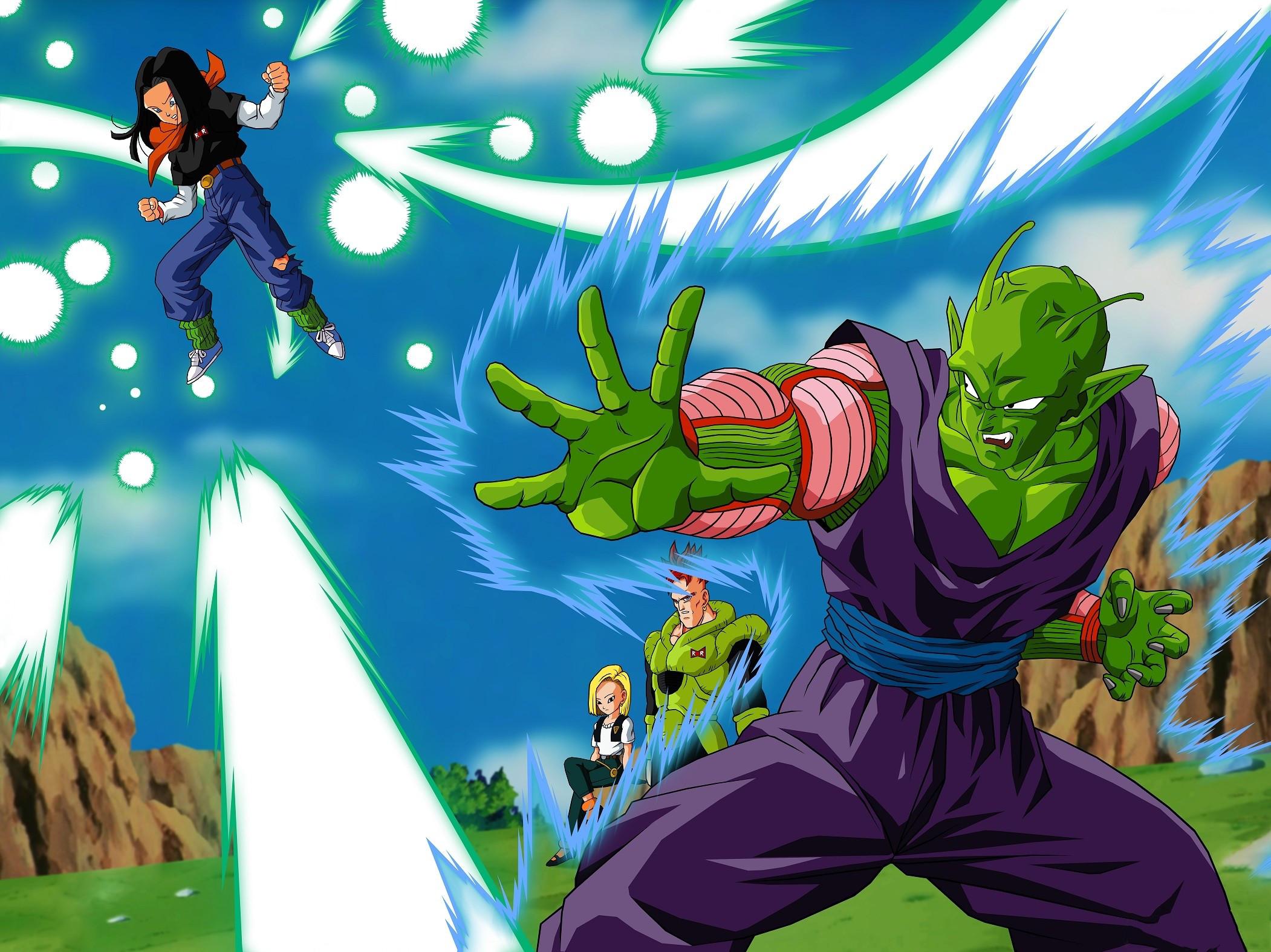 Dragon Ball Z Piccolo Wallpaper 68 Images