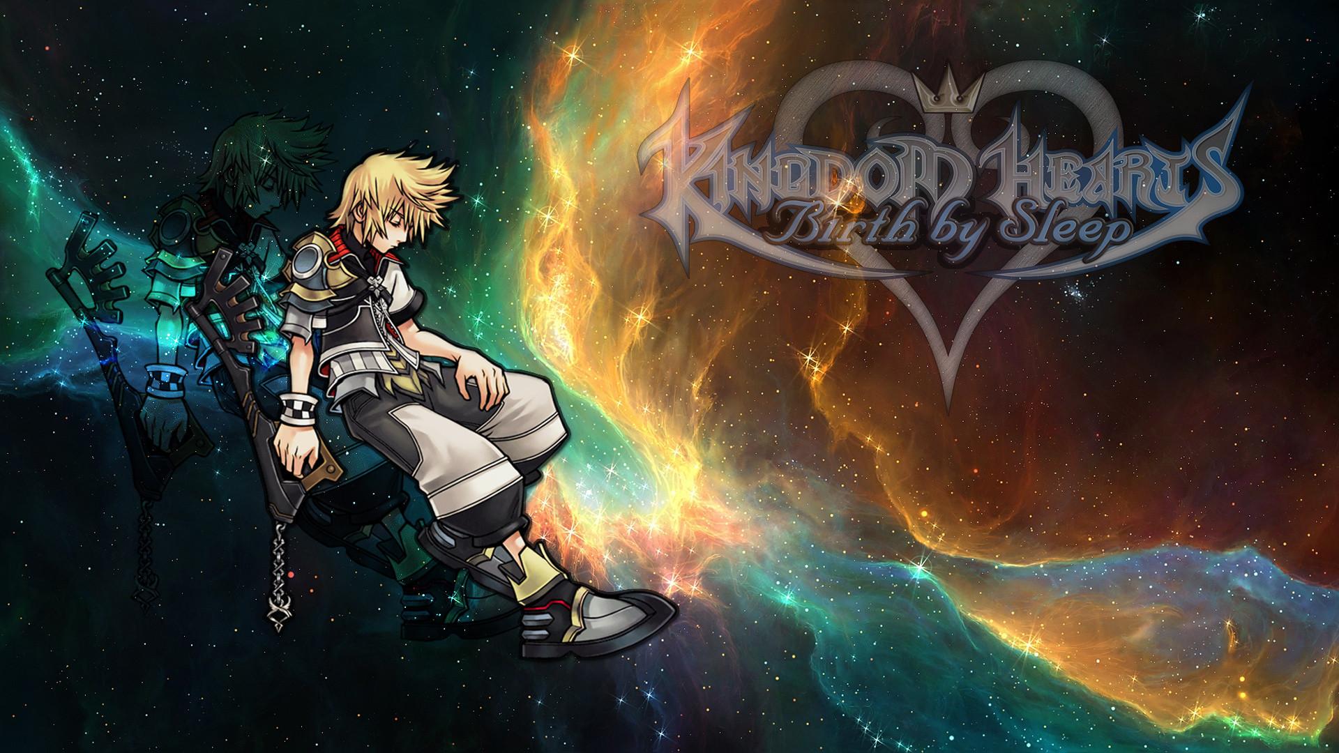 Kingdom Hearts Namine And Kairi Anime Kingdom Hearts Riku Wa...