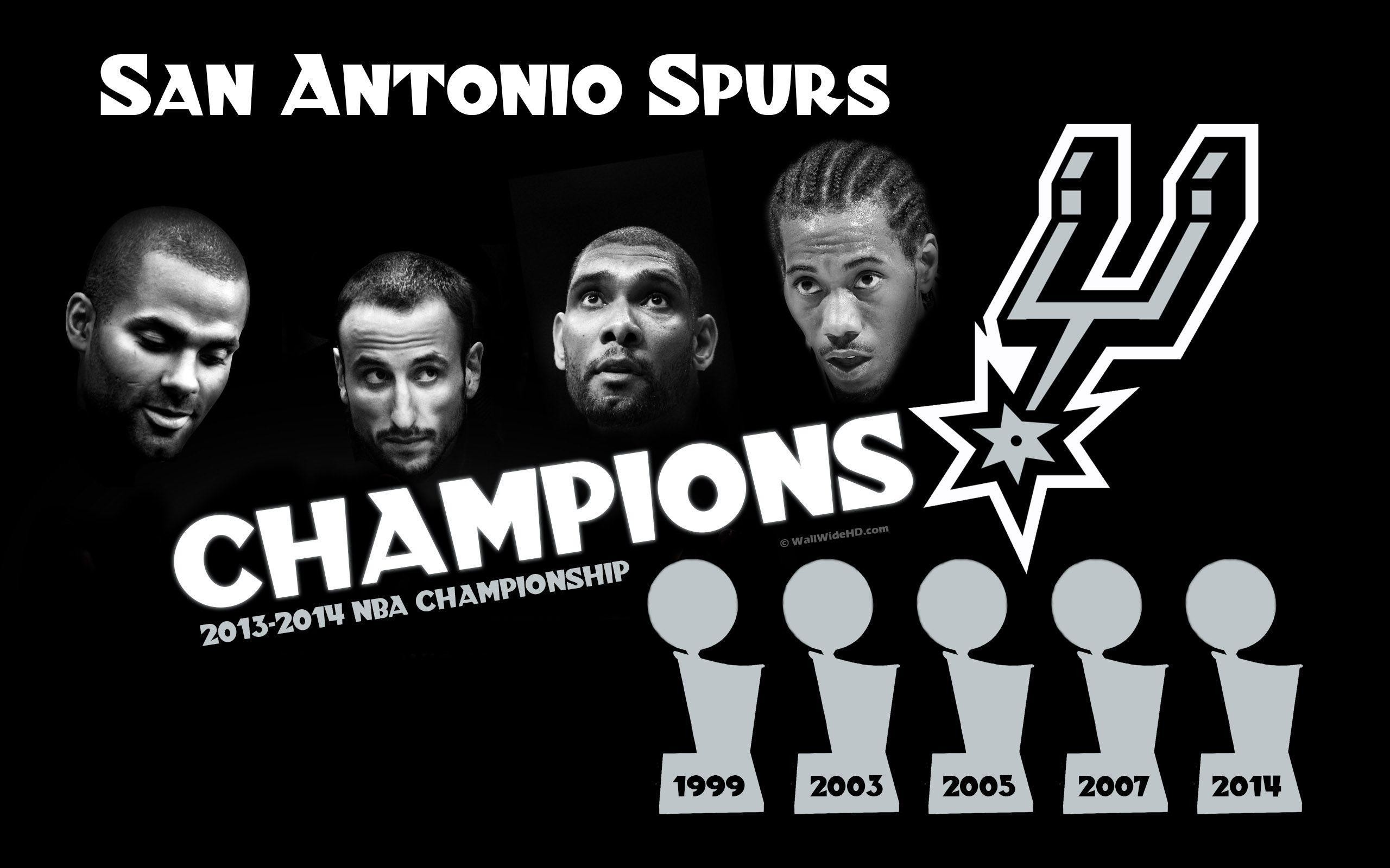 San Antonio Spurs Wallpapers 66 Images