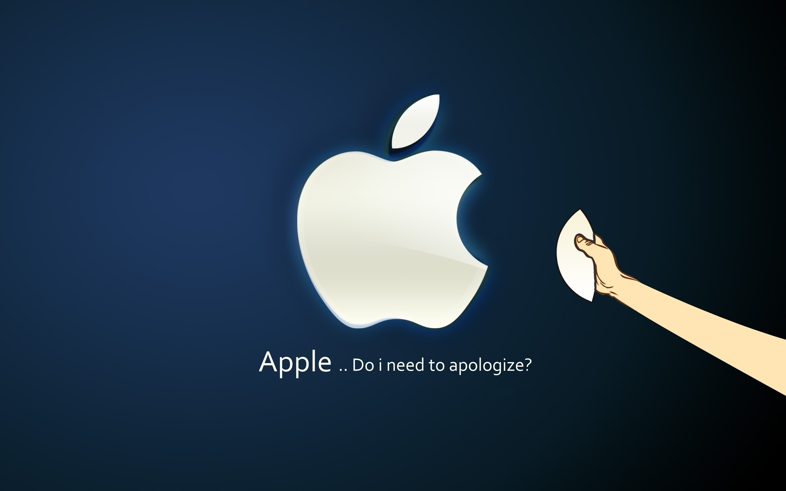 2560x1600 funny wallpapers apple Funny wallpaper for your desktop and mobile tablet.