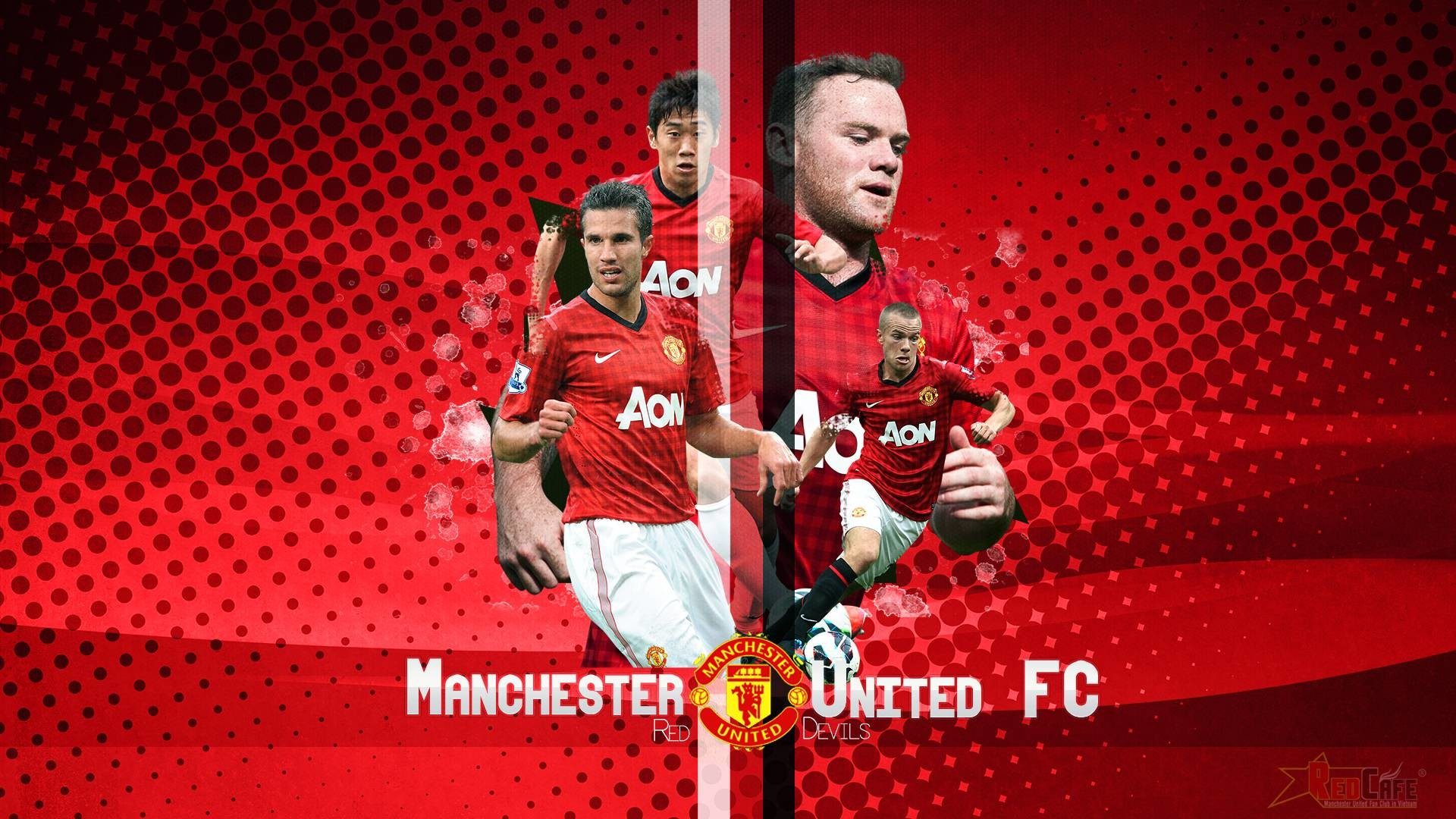 1920x1080 Manchester United Wallpaper For Android | Manuwallhd.com