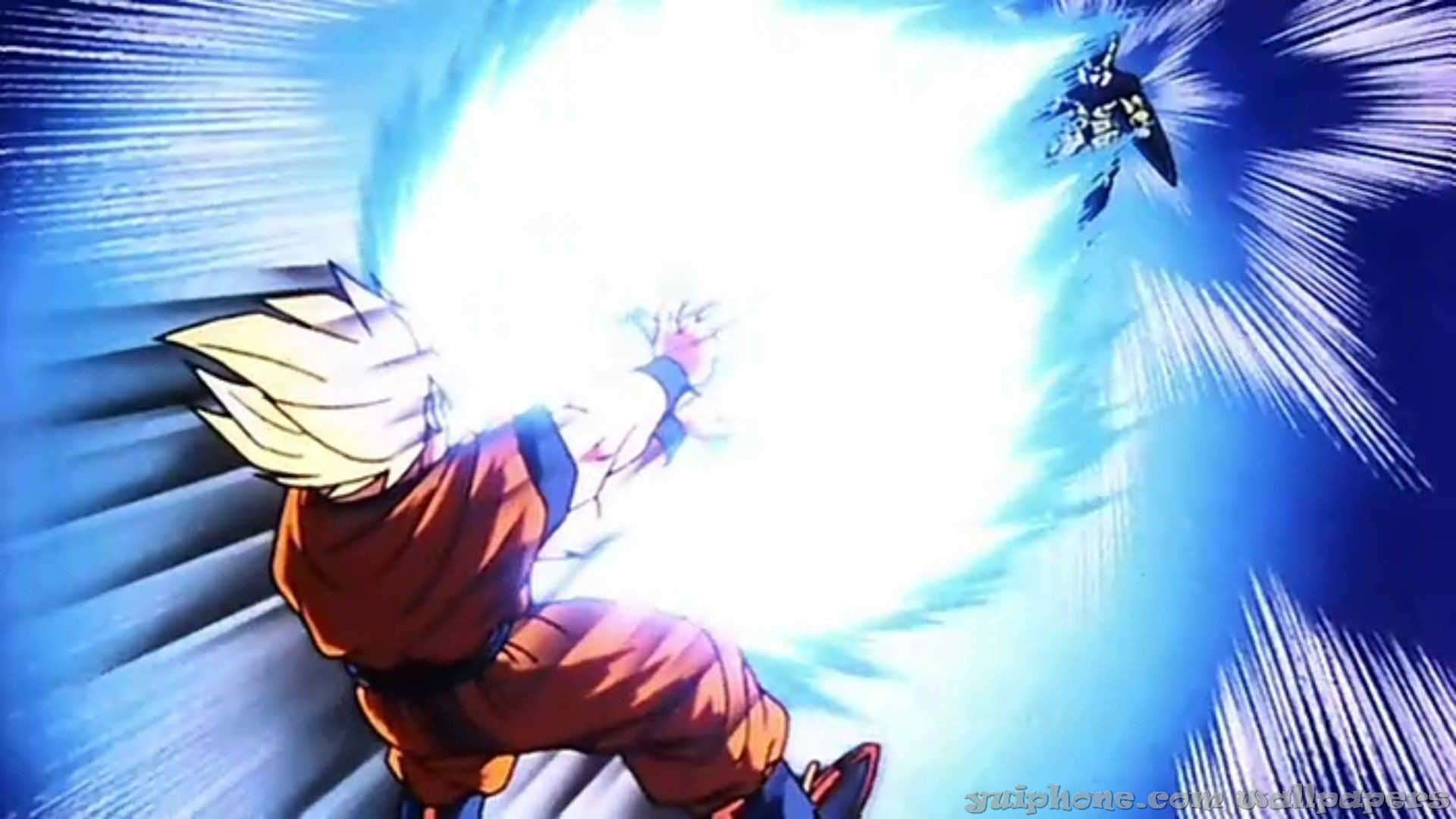 Dragon ball goku wallpaper 70 images - Goku kamehameha live wallpaper ...
