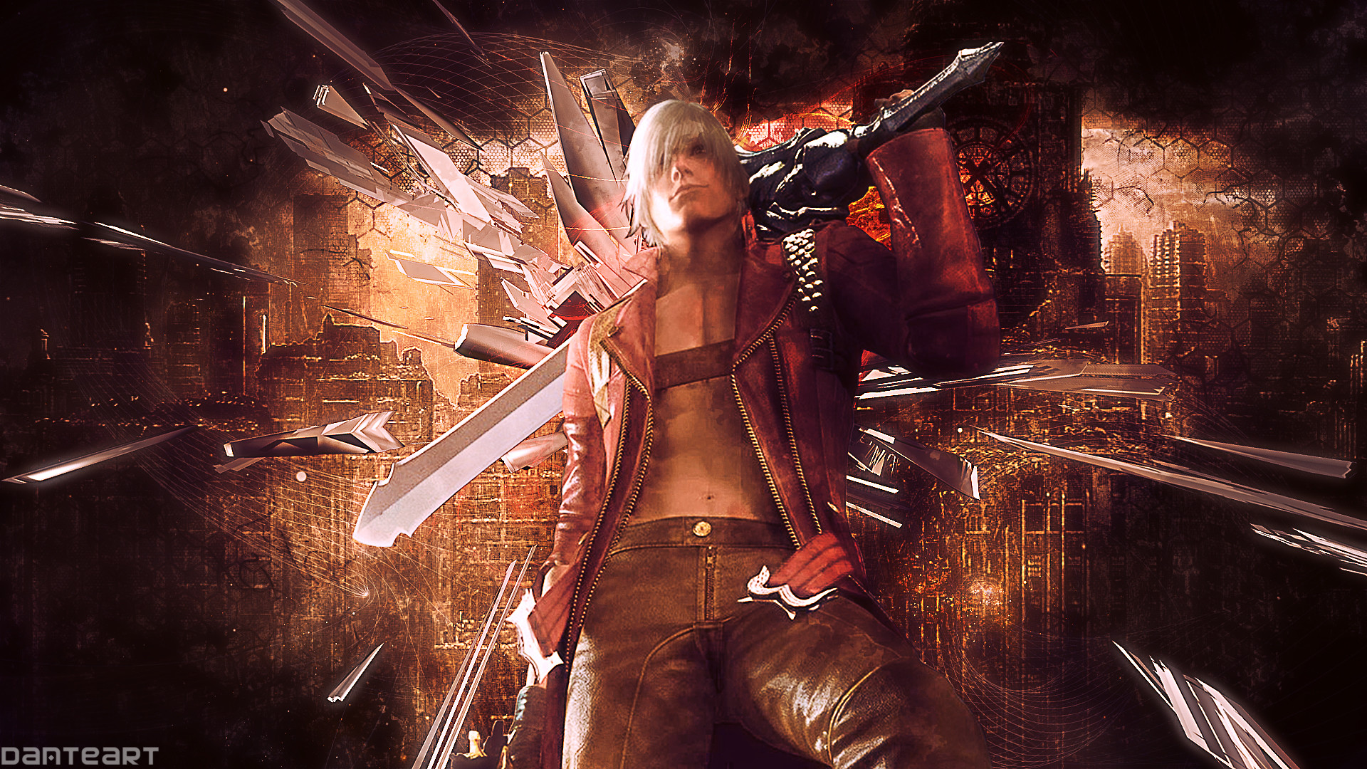 Devil may cry 3 wallpaper 62 images - Devil may cry hd pics ...
