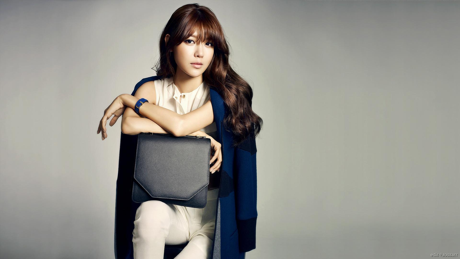 Wallpaper Women Model Long Hair Asian Singer Blue: Snsd Sooyoung Wallpaper (82+ Images